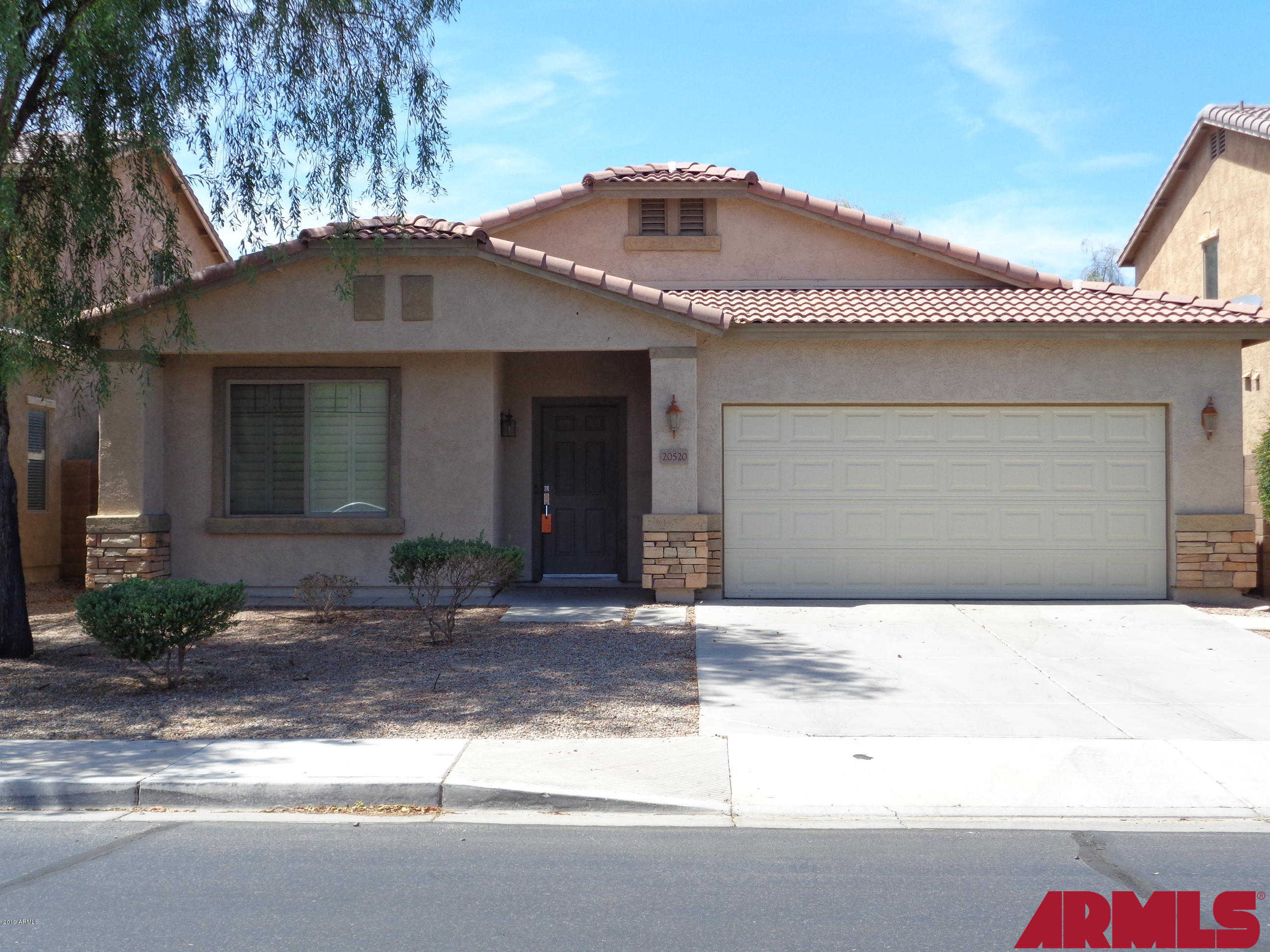 20520 N Carmen Avenue, Maricopa, AZ 85139 is now new to the market!
