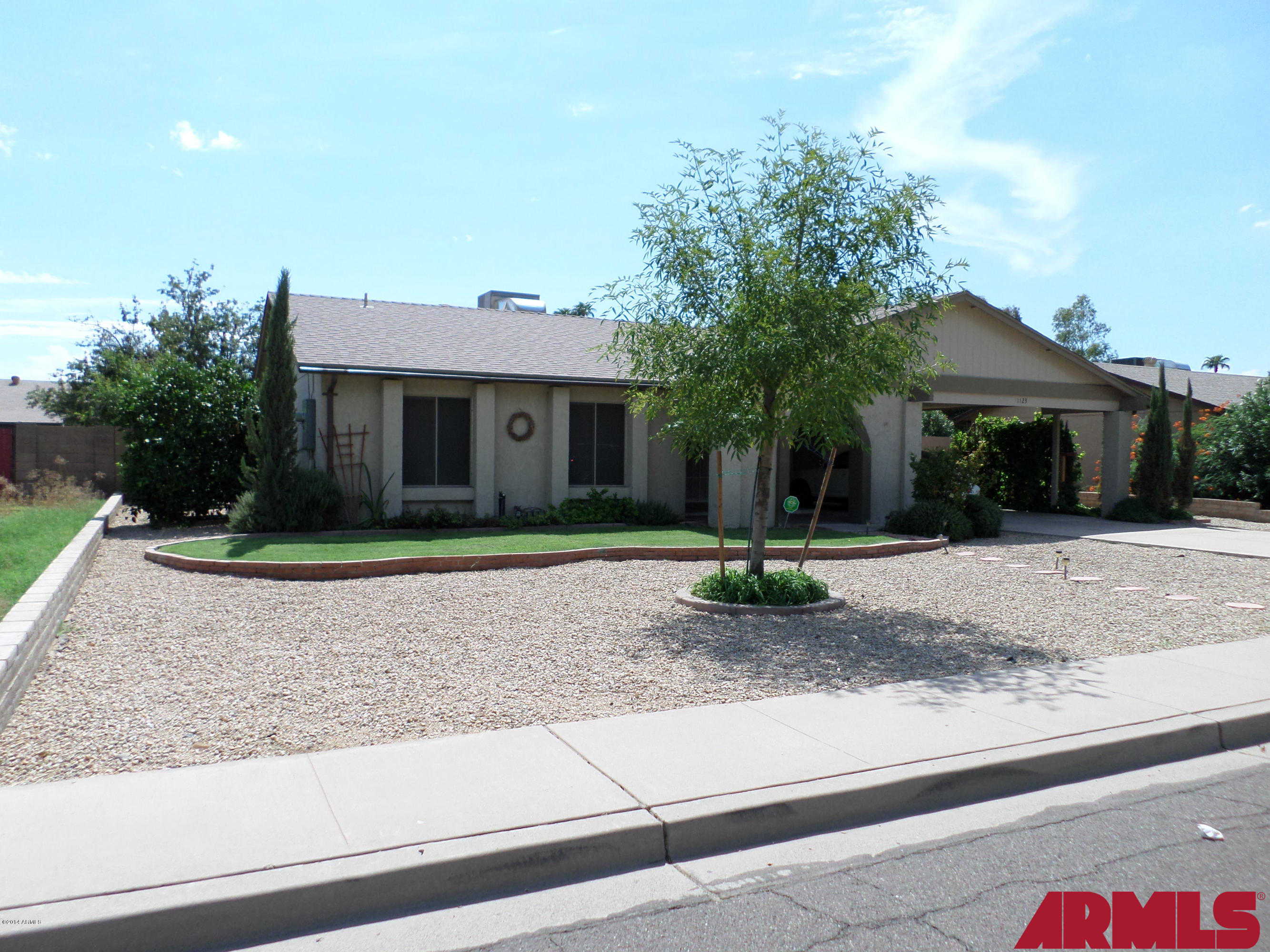 Another Property Rented - 1123 W Manhatton Drive, Tempe, AZ 85282