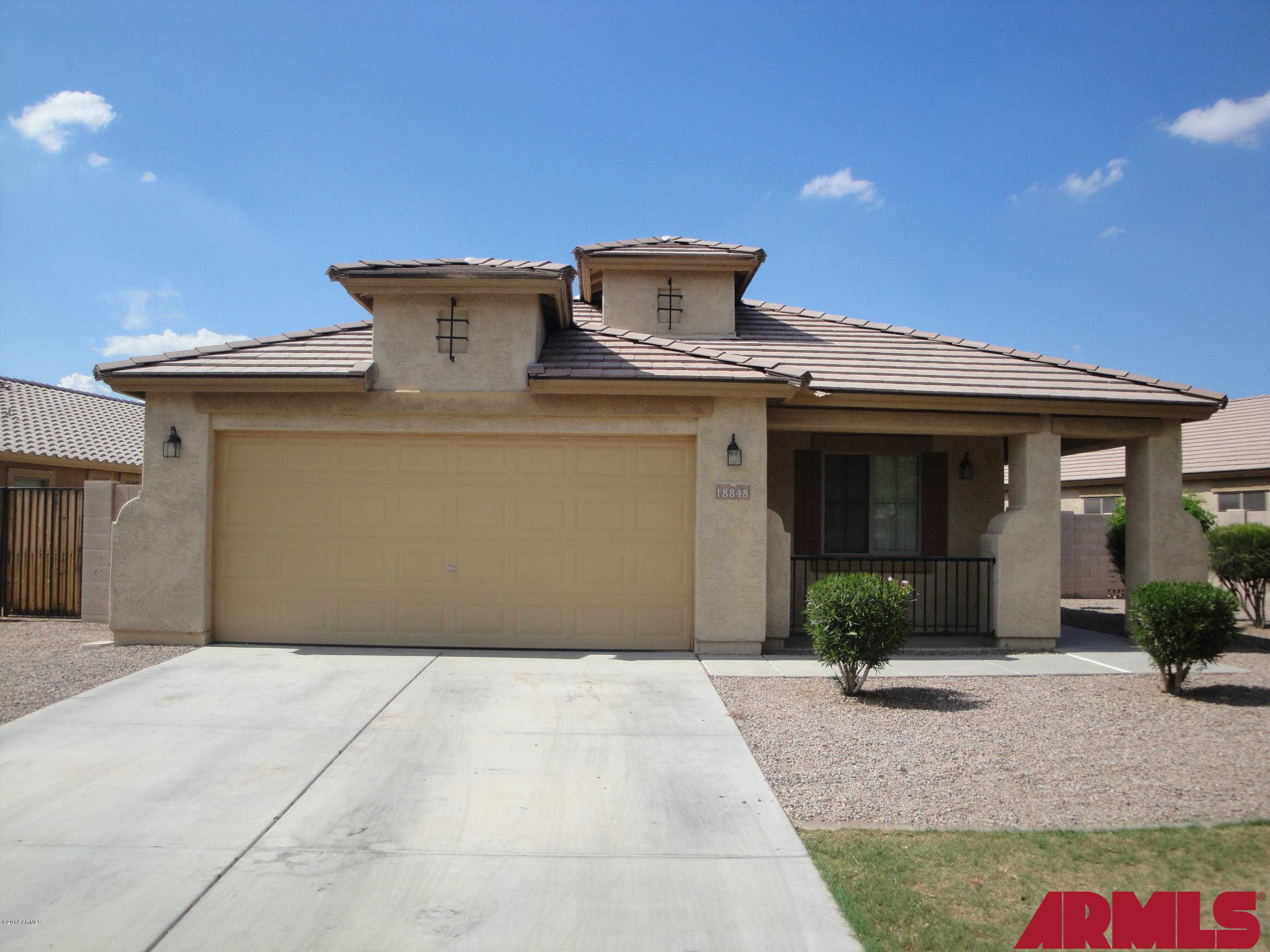 Another Property Rented - 18848 N Leland Road, Maricopa, AZ 85138