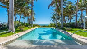 125 Ocean Blvd, Golden Beach, FL 33160