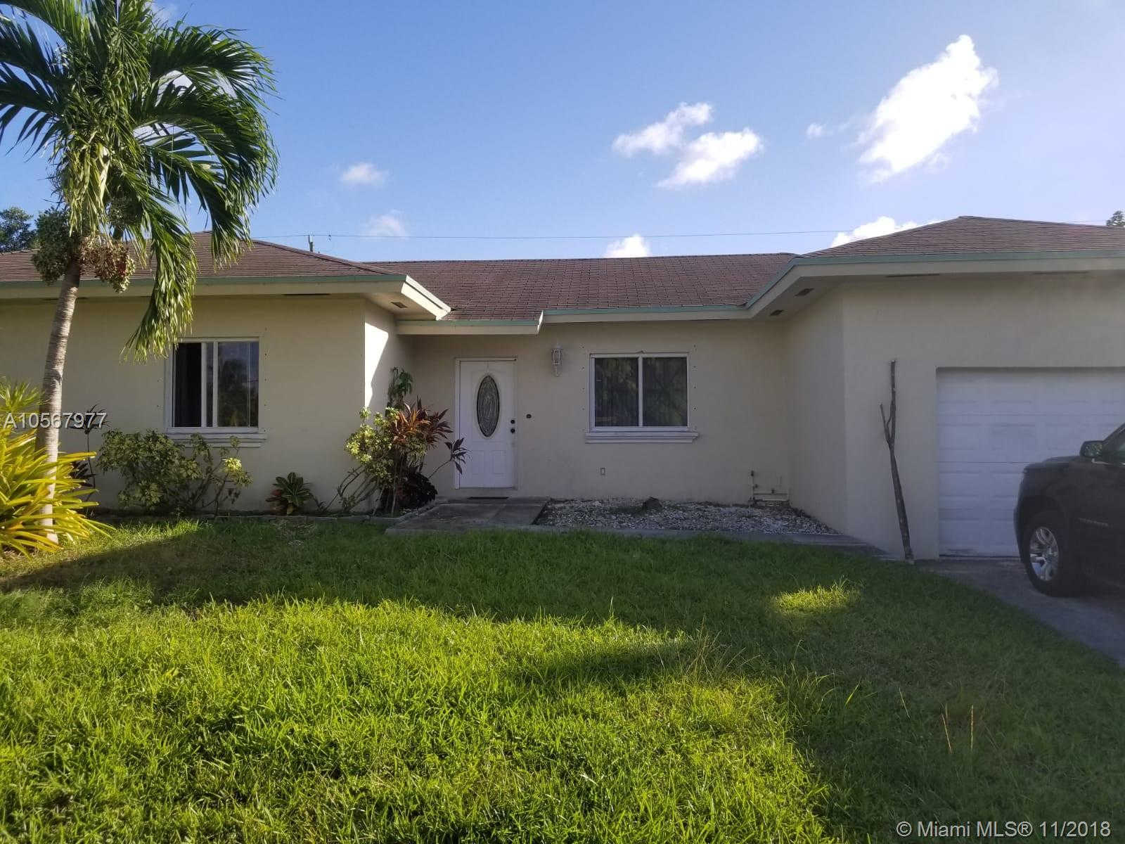 Another Property Sold - 9810 SW 212 Street, Cutler Bay, FL 33189