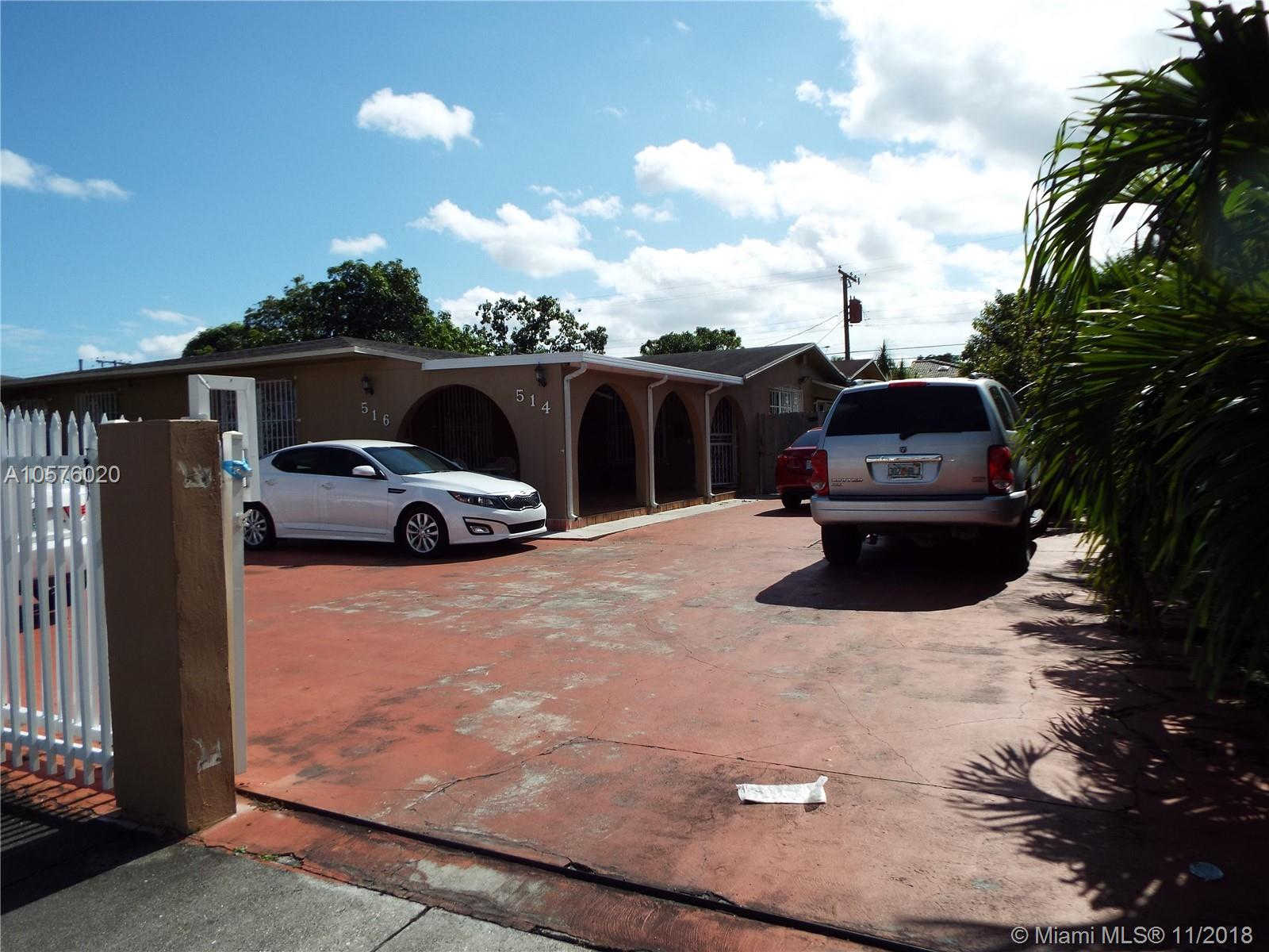 Another Property Sold - 514 E 17th St, Hialeah, FL 33010
