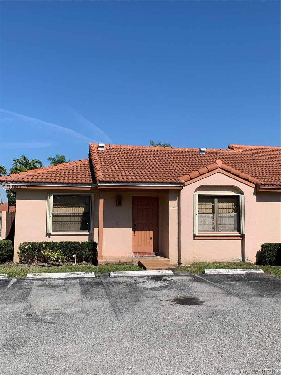 17045 NW 66th Ct, Hialeah, FL 33015 now has a new price of $1,600!