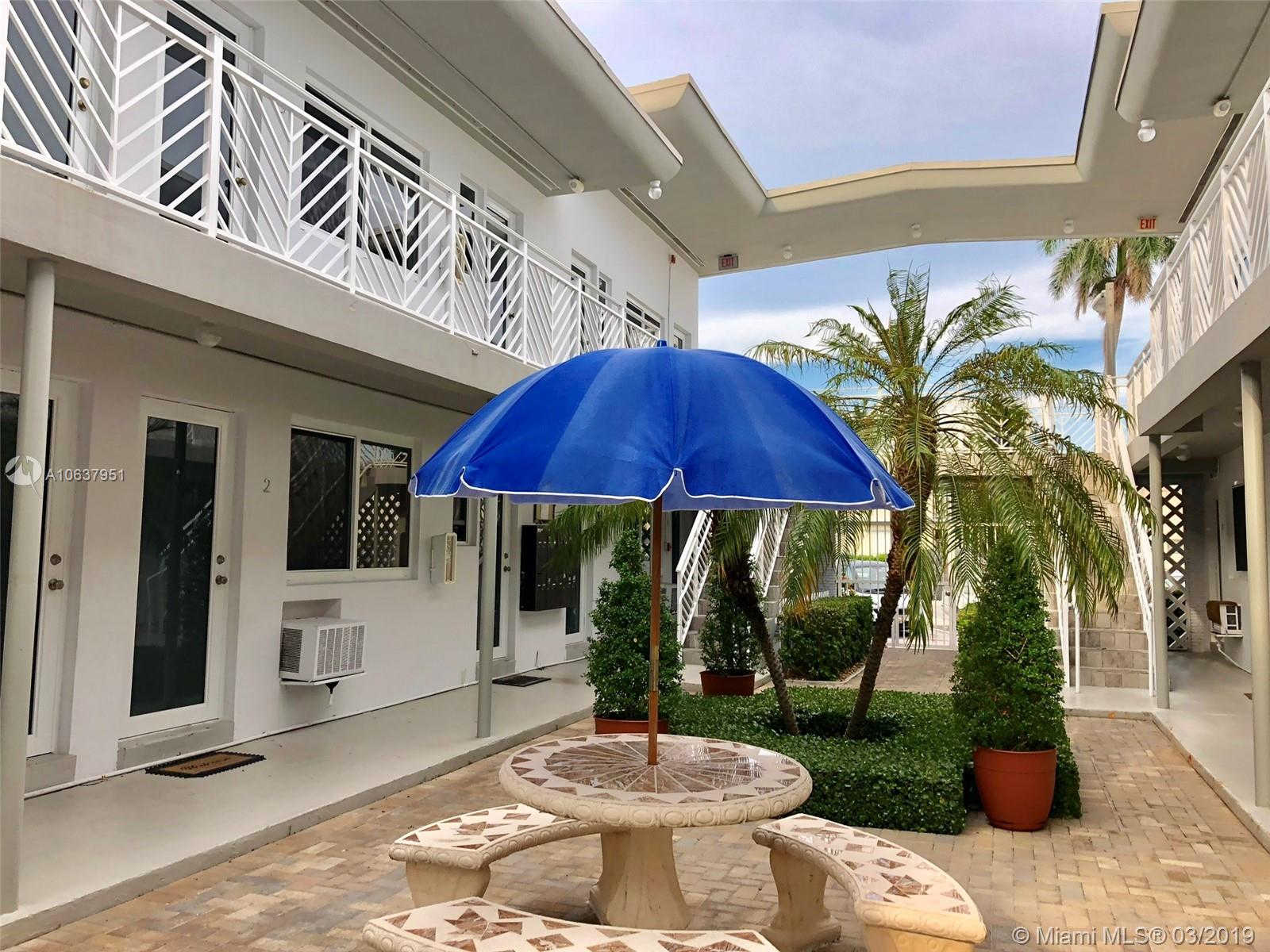7430 Byron Ave #1a, Miami Beach, FL 33141 is now new to the market!