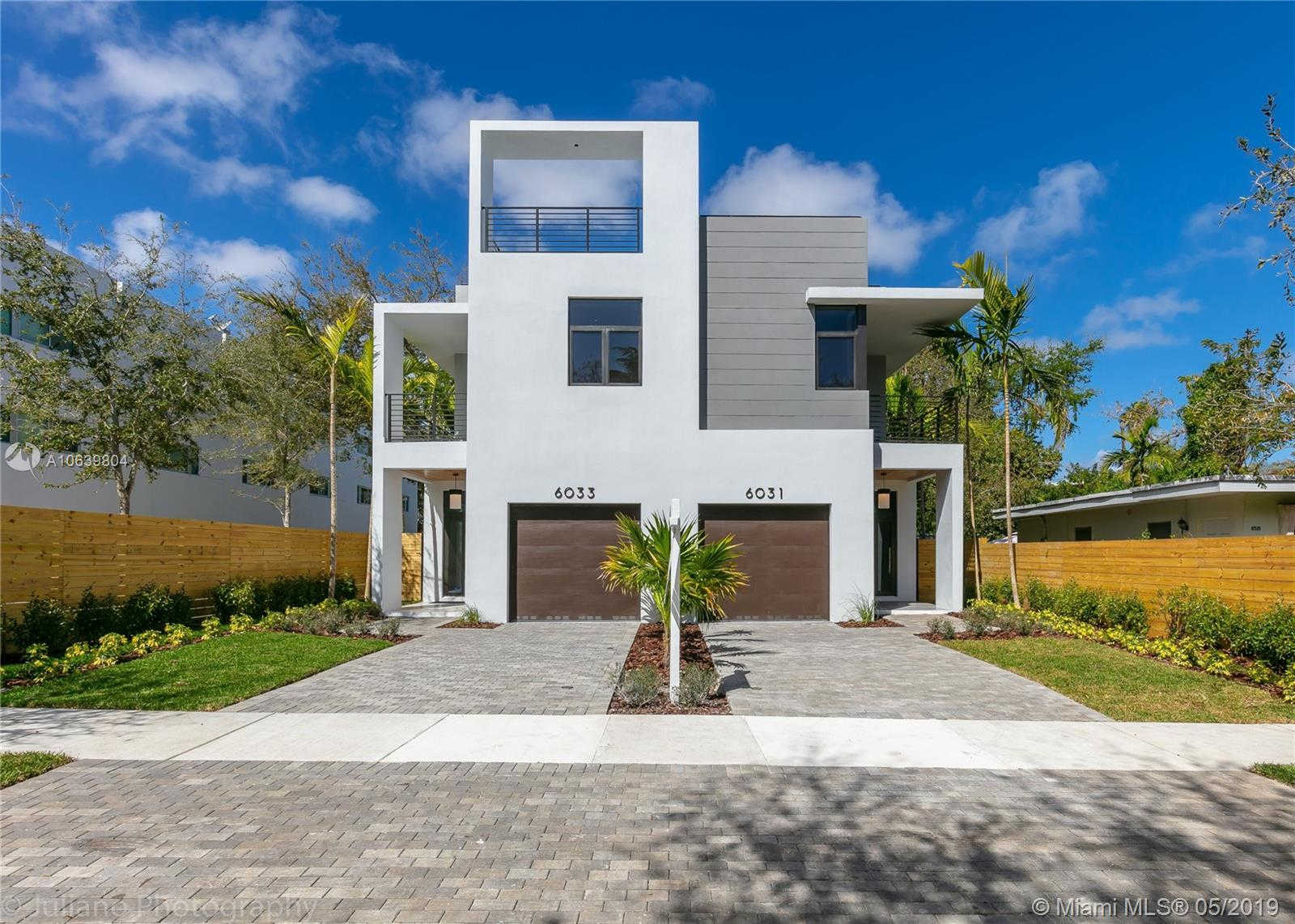 6033 SW 76 Street #6033, South Miami, FL 33143 now has a new price of $1,299,000!