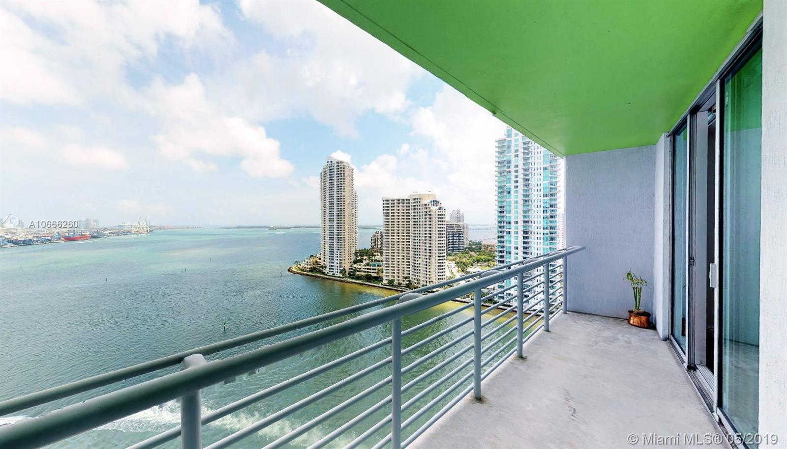 325 S Biscayne Blvd #2326, Miami, FL 33131 is now new to the market!