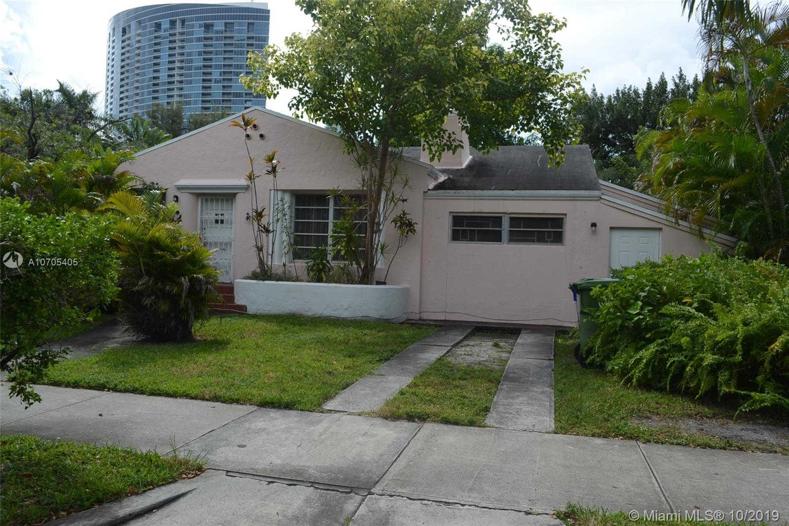 444 NE 39th St, Miami, FL 33137 is now new to the market!