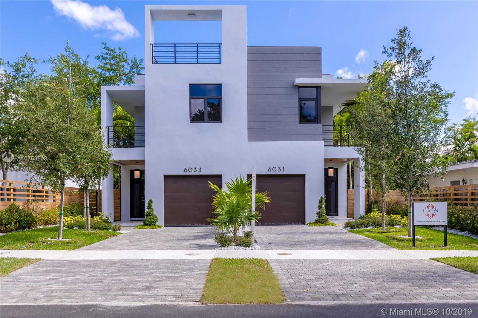 6031 SW 76 Street #6031, South Miami, FL 33143 is now new to the market!