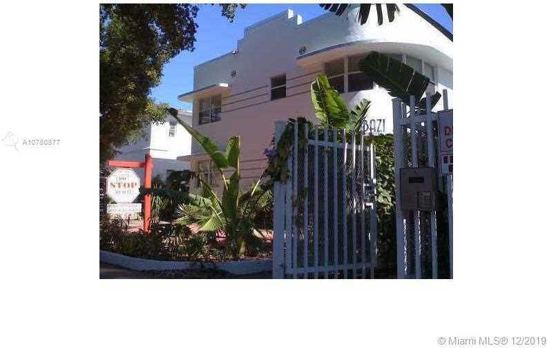 845 Michigan Av #11, Miami Beach, FL 33139 now has a new price of $1,100!