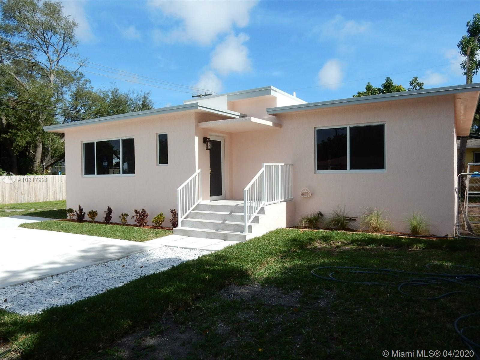 8911 N Miami Ave, El Portal, FL 33150 now has a new price of $449,000!