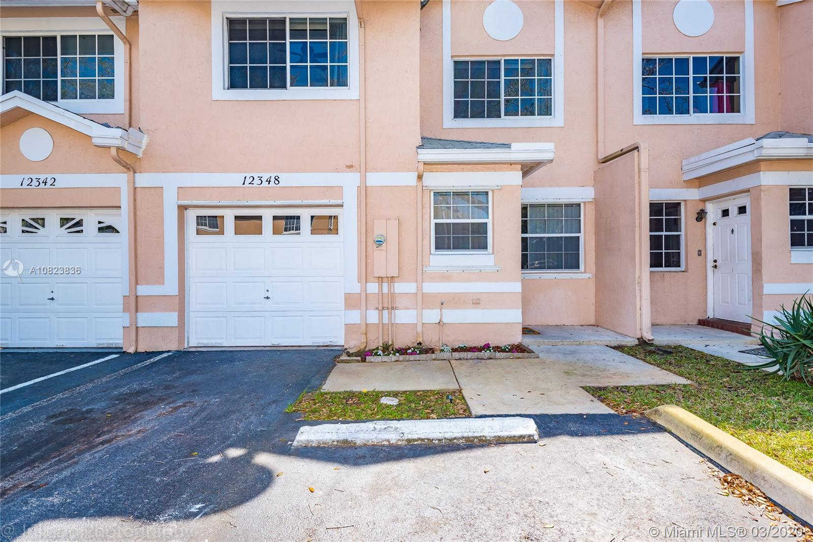 12348 SW 50th Pl, Cooper City, FL 33330 now has a new price of $264,921!