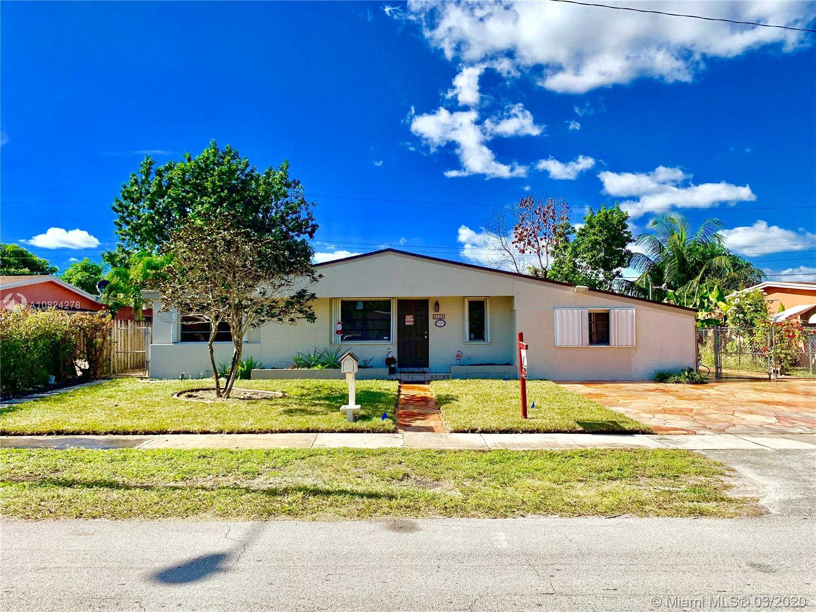 6520 W 13th Ave, Hialeah, FL 33012 is now new to the market!