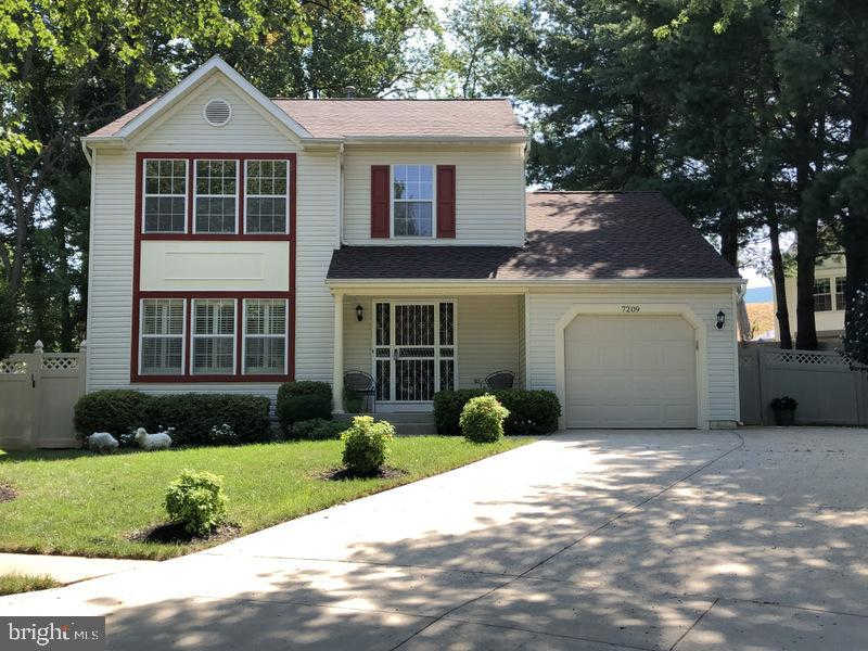 7209 Drury Court, Landover, MD 20785 now has a new price of $360,000!
