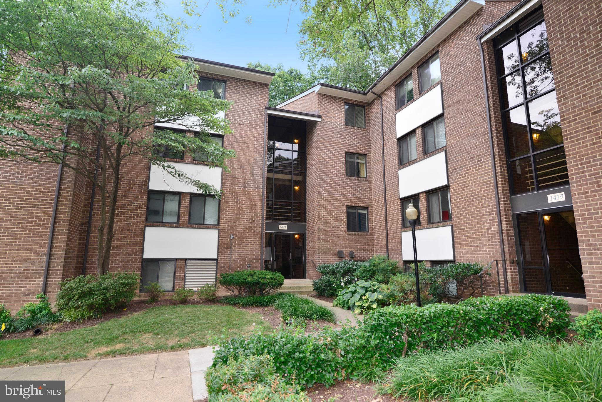 1421 Northgate Square #22B, Reston, VA 20190 now has a new price of $234,900!