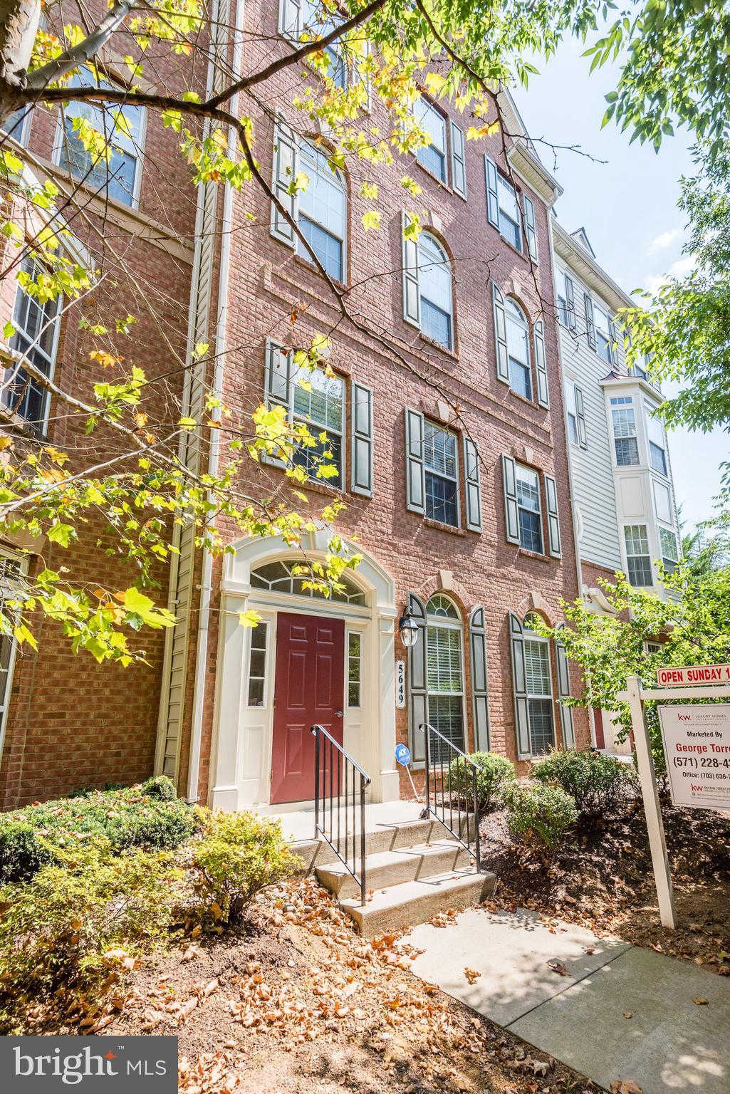 Another Property Sold - 5649 Harrington Falls Lane #C, Alexandria, VA 22312