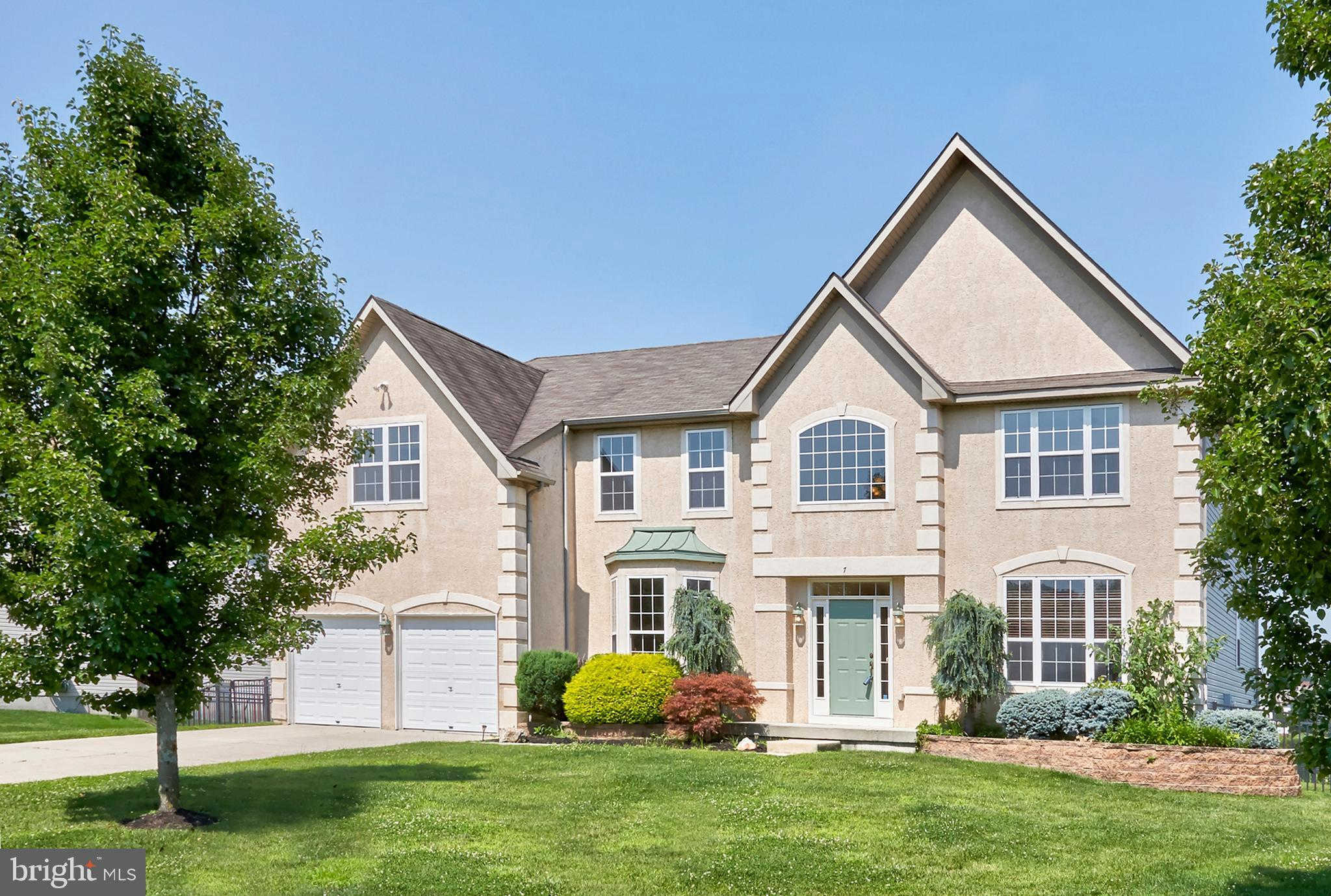 7 Tidewater Court, Hainesport, NJ 08036 now has a new price of $495,000!