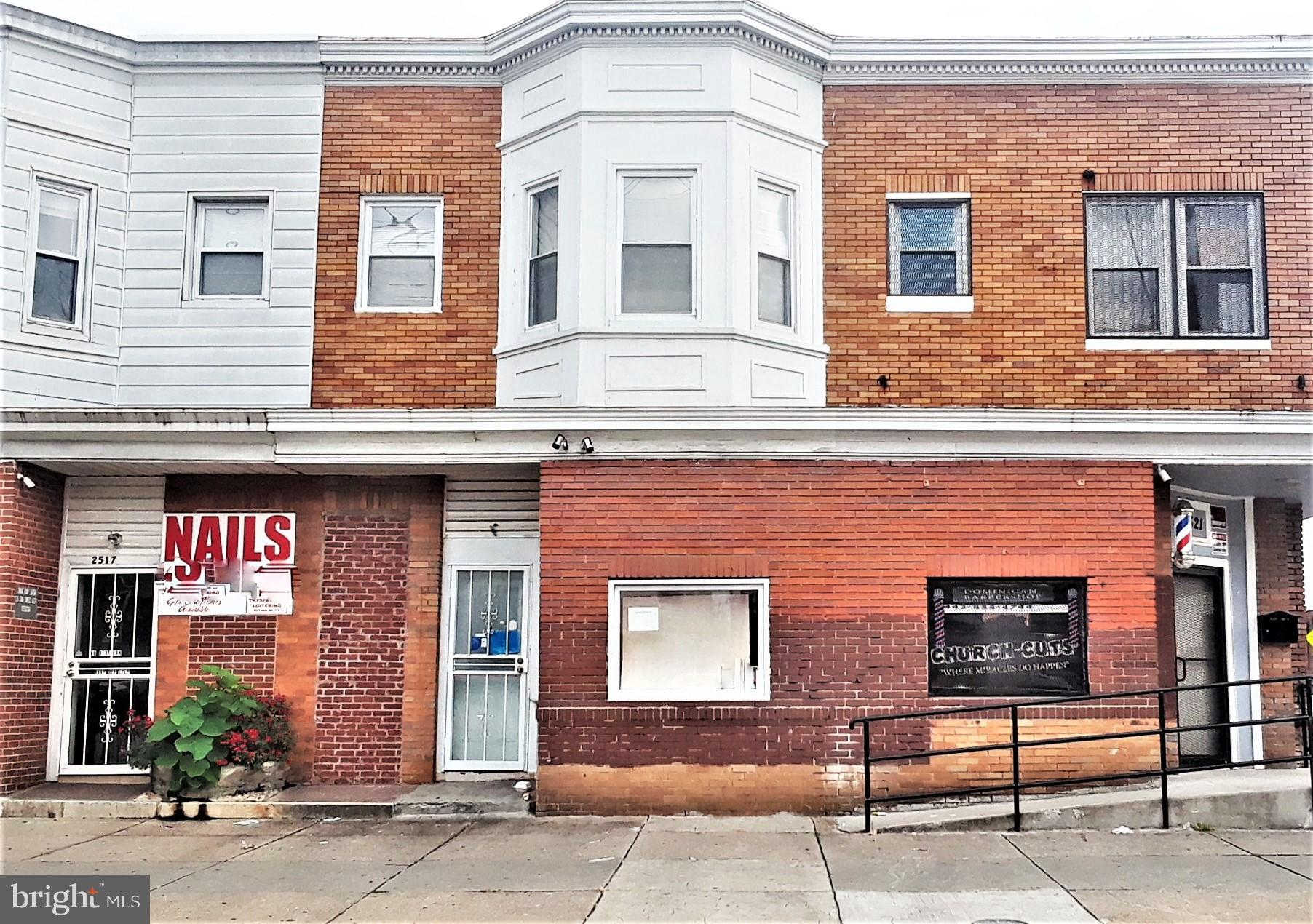 2519 WASHINGTON BLVD BALTIMORE, MD 21230 now has a new price of $169,000!