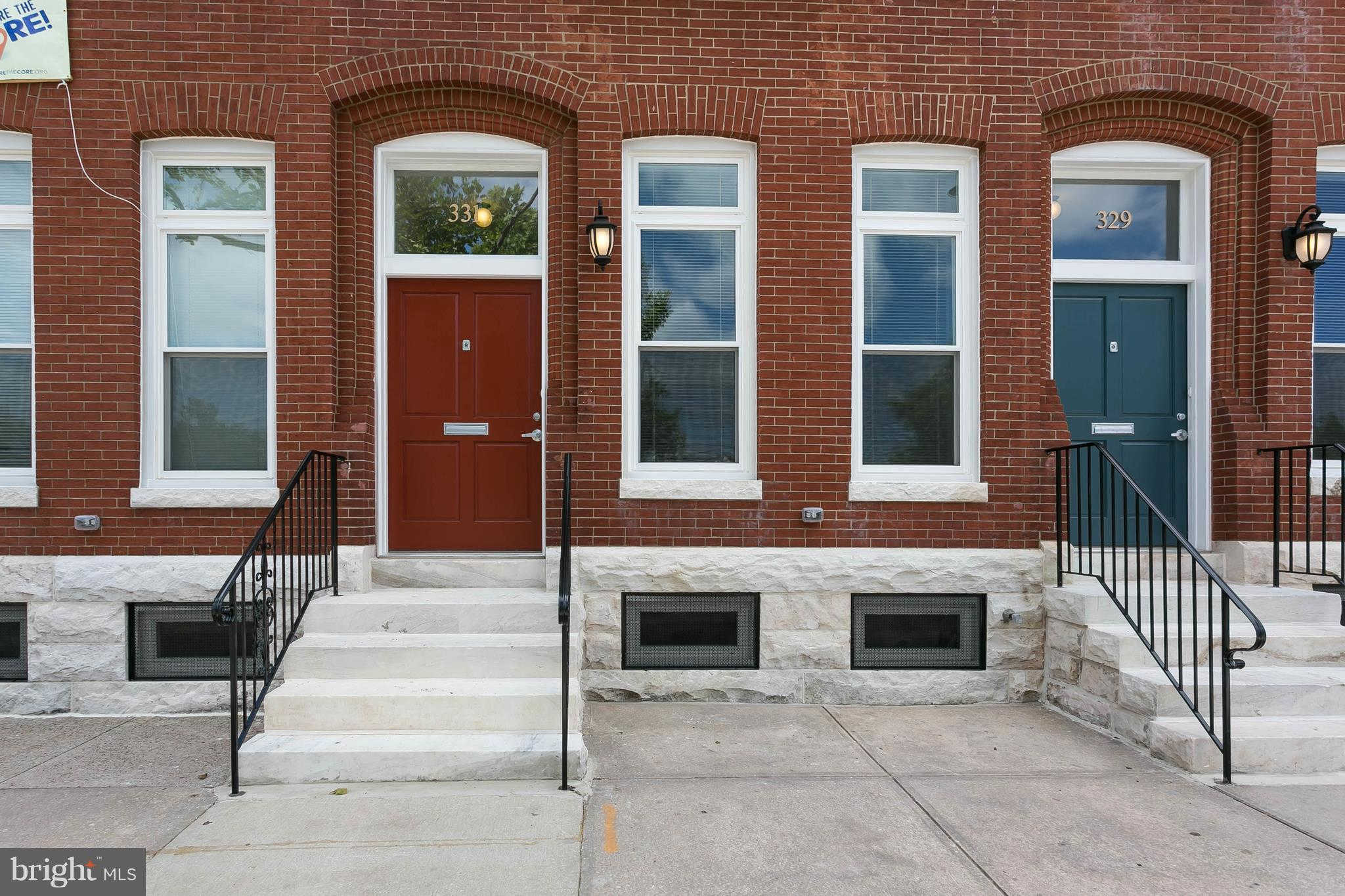 331 20TH Street E, Baltimore, MD 21218 now has a new price of $325,900!