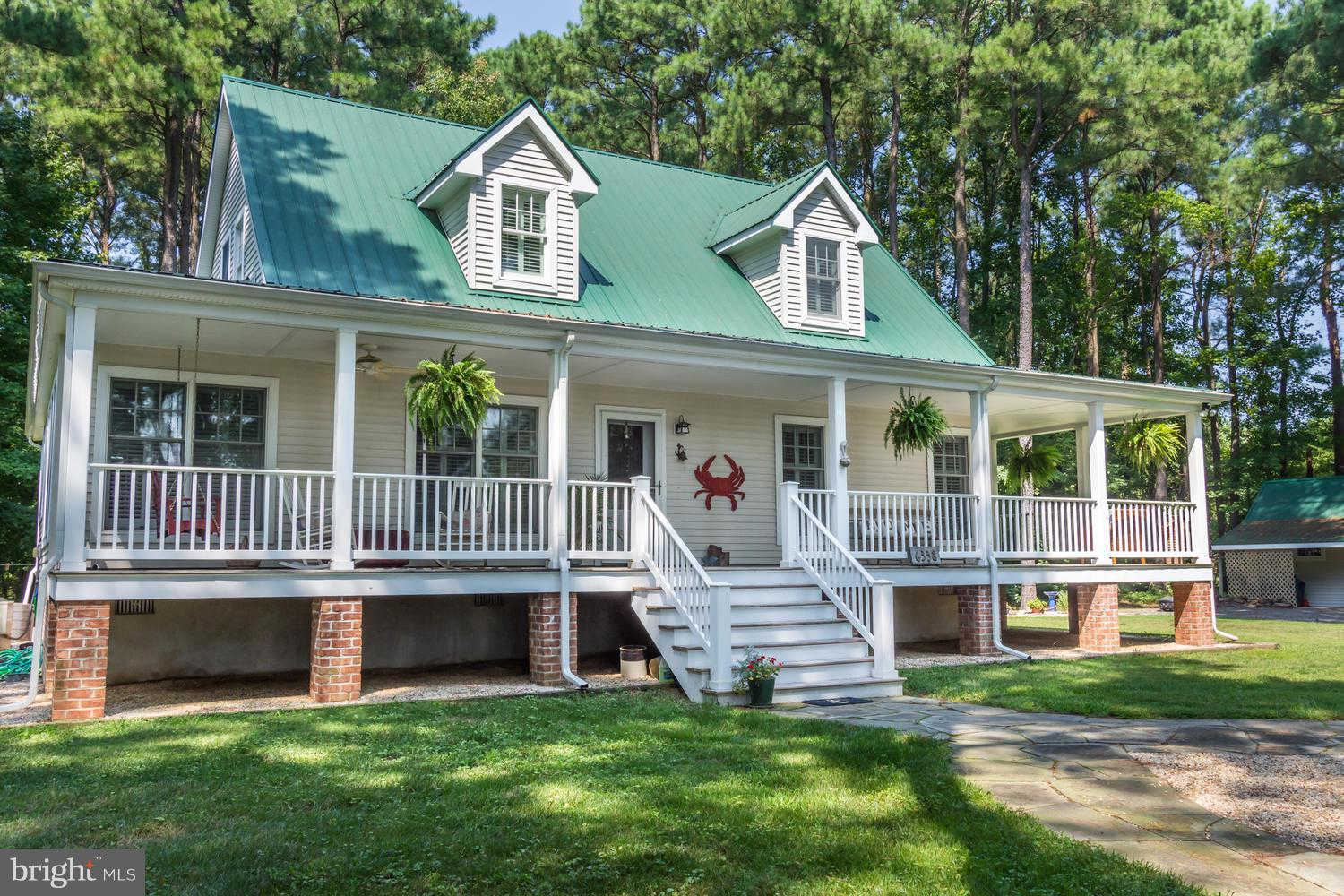 Another Property Sold - 6338 Middle Point Road, Neavitt, MD 21652