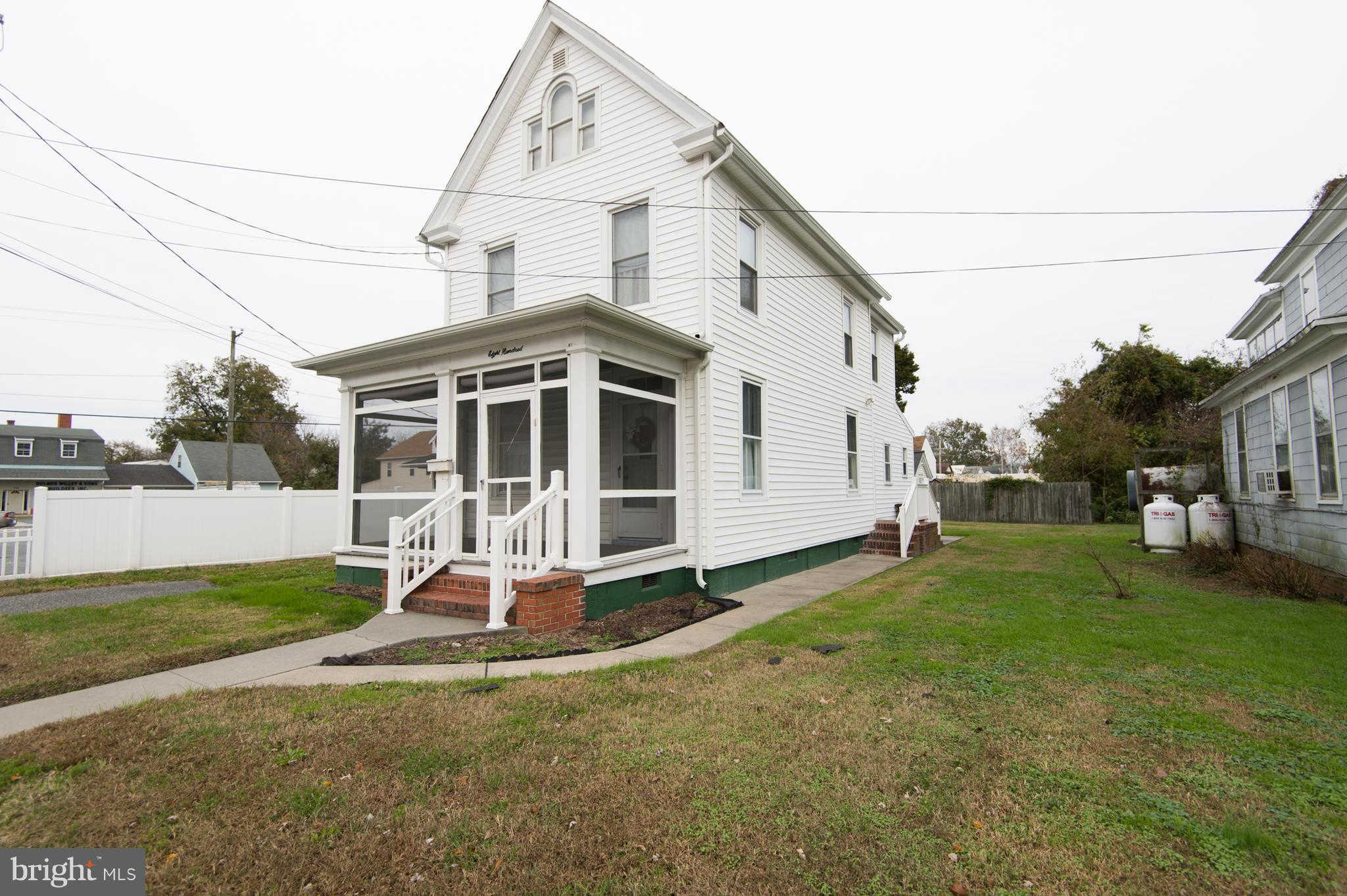 Another Property Sold - 800 Race Street, Cambridge, MD 21613