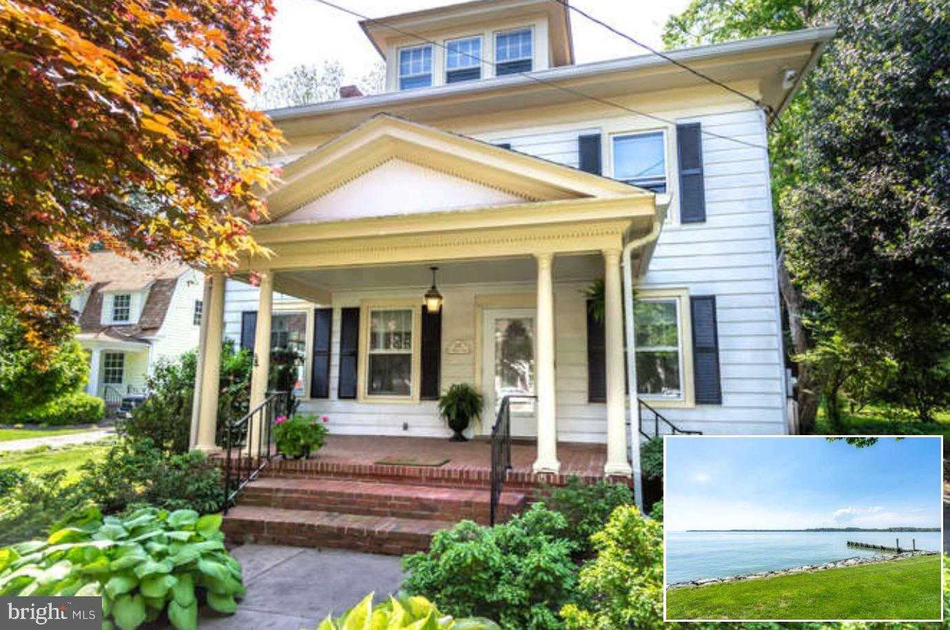 307 N Morris Street, Oxford, MD 21654 now has a new price of $895,000!