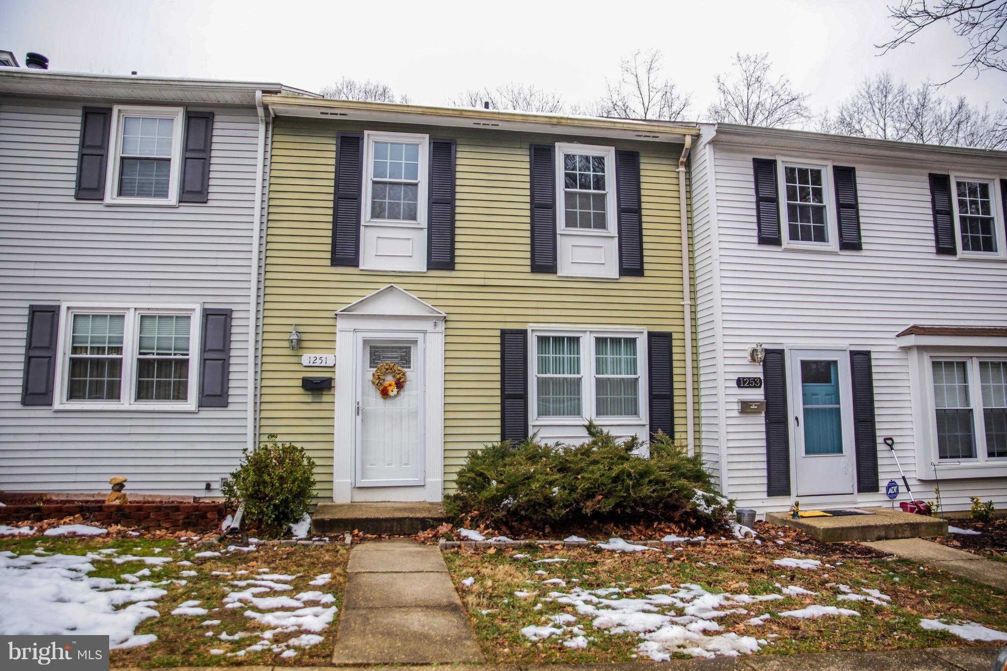 Another Property Sold - 1251 Stonewood Court, Annapolis, MD 21409