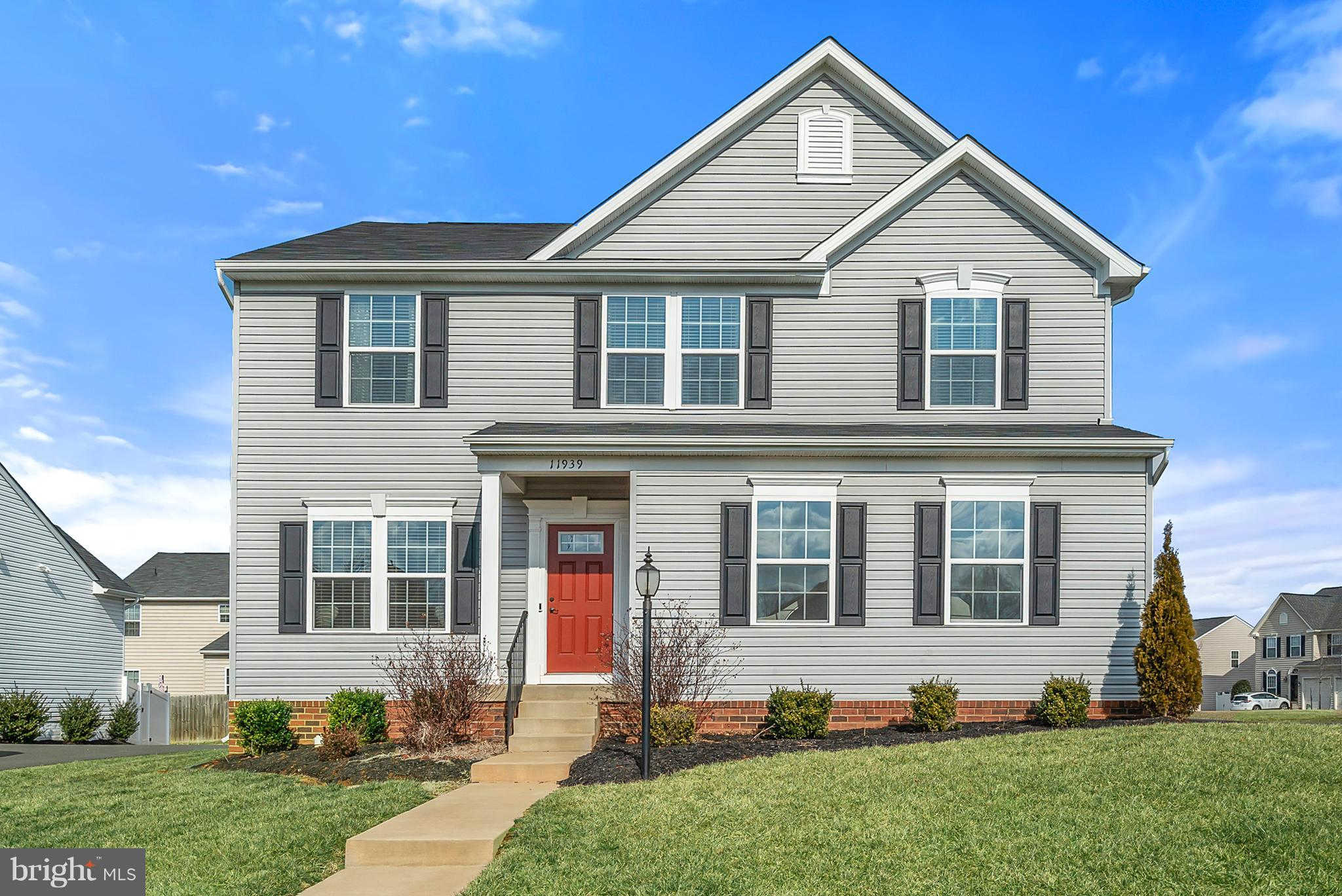 Another Property Sold - 11939 Field Stone Boulevard, Culpeper, VA 22701