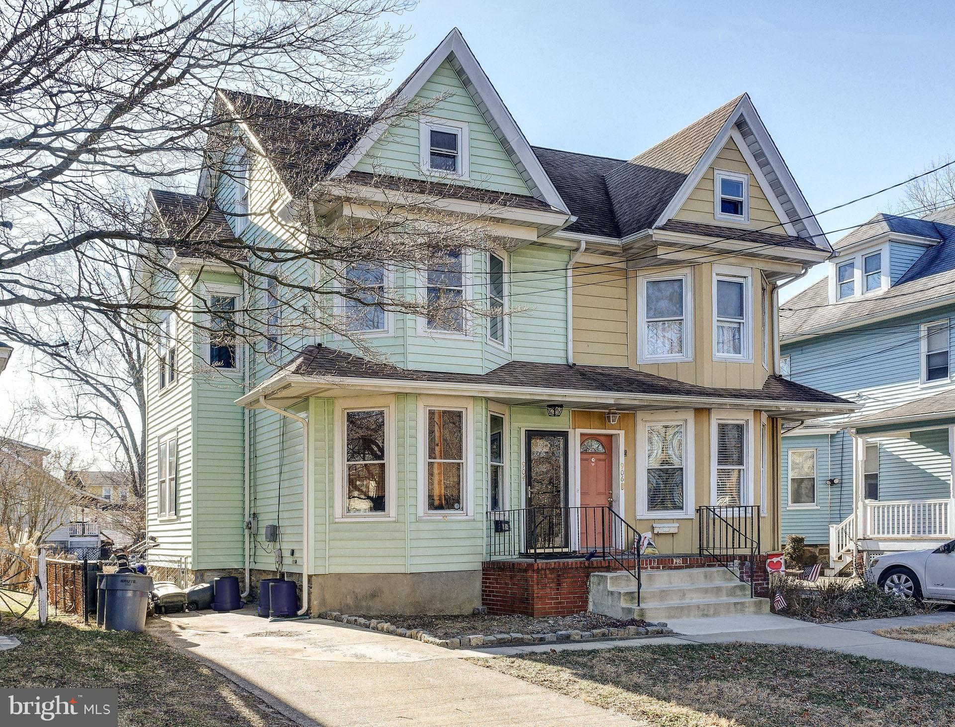 904 Grant Avenue, Collingswood, NJ 08107 now has a new price of $169,900!