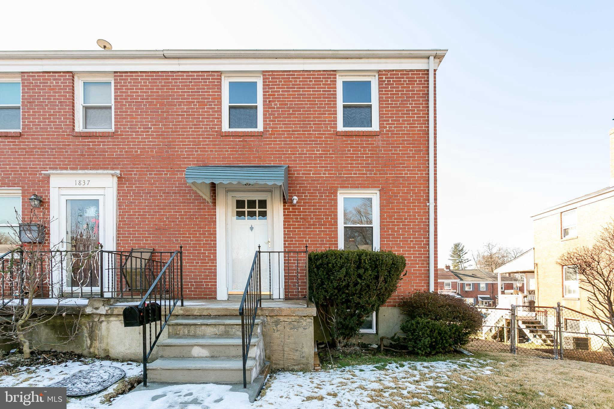 Another Property Sold - 1835 Trenleigh Road, Parkville, MD 21234
