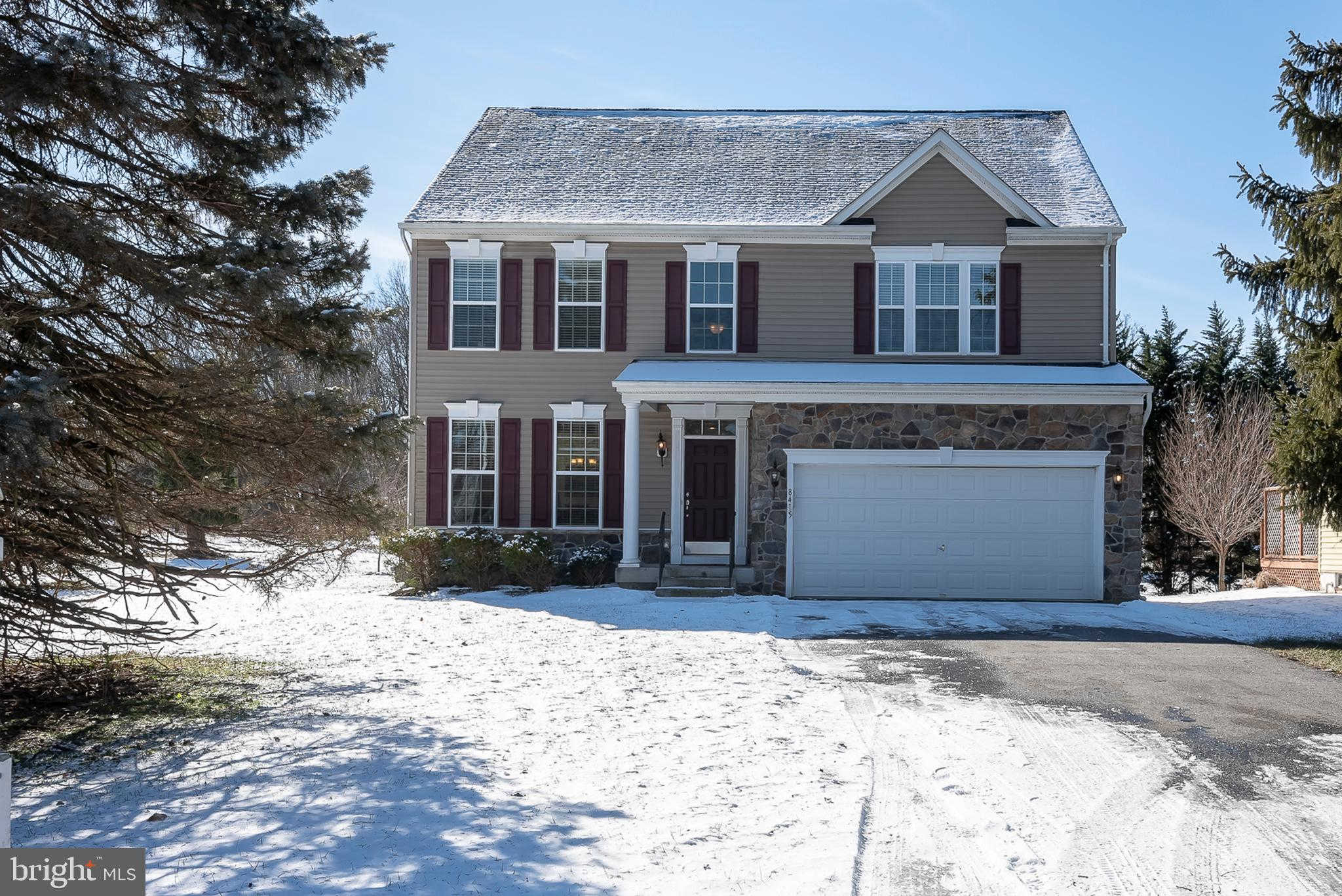 Another Property Sold - 8415 Horseshoe Road, Ellicott City, MD 21043