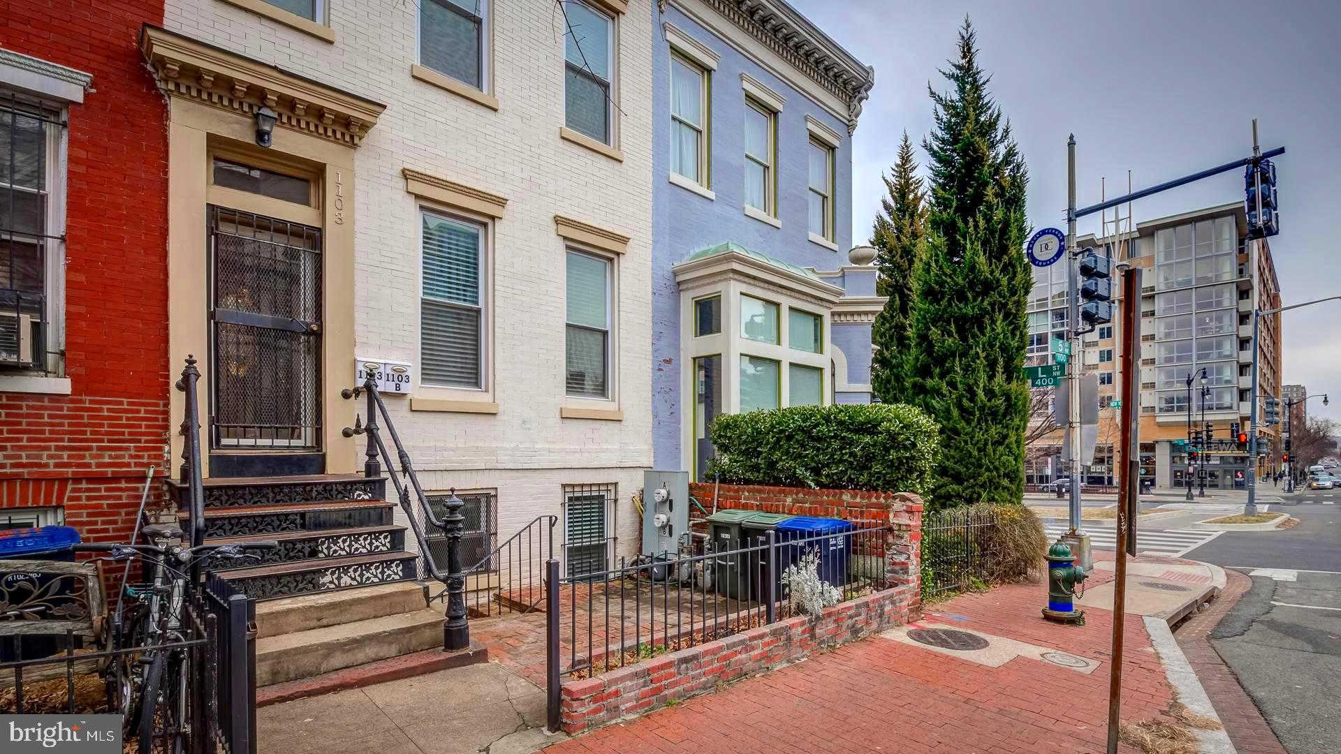 Another Property Sold - 1103 5TH Street NW, Washington, DC 20001