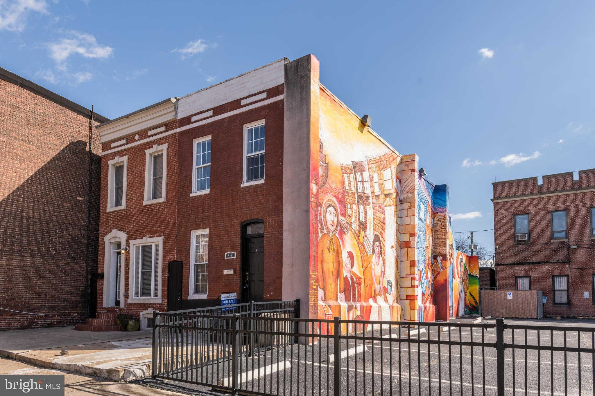 319 S Highland Avenue, Baltimore, MD 21224 now has a new price of $179,900!