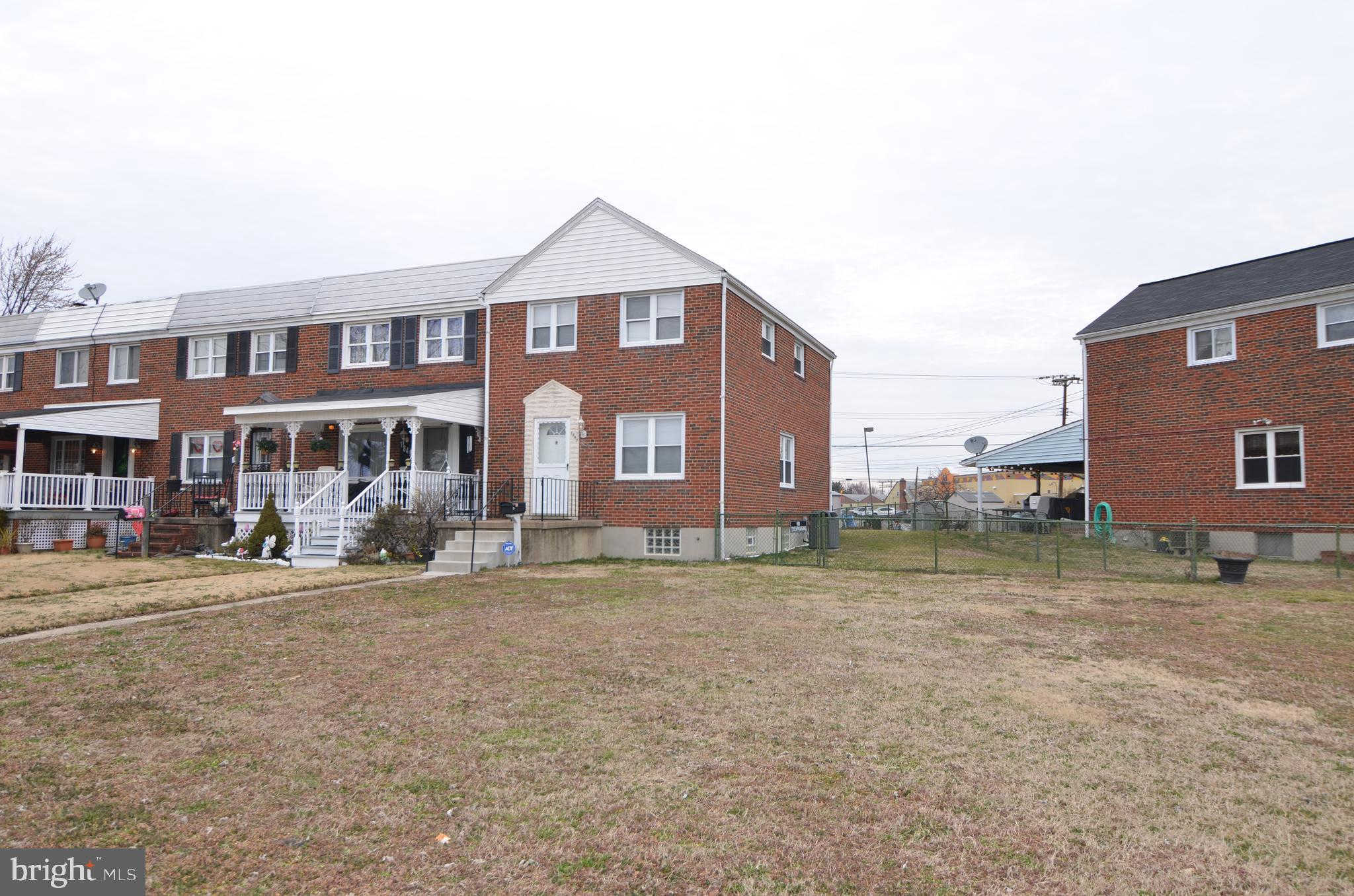 1847 Church Road, Dundalk, MD 21222 is now new to the market!