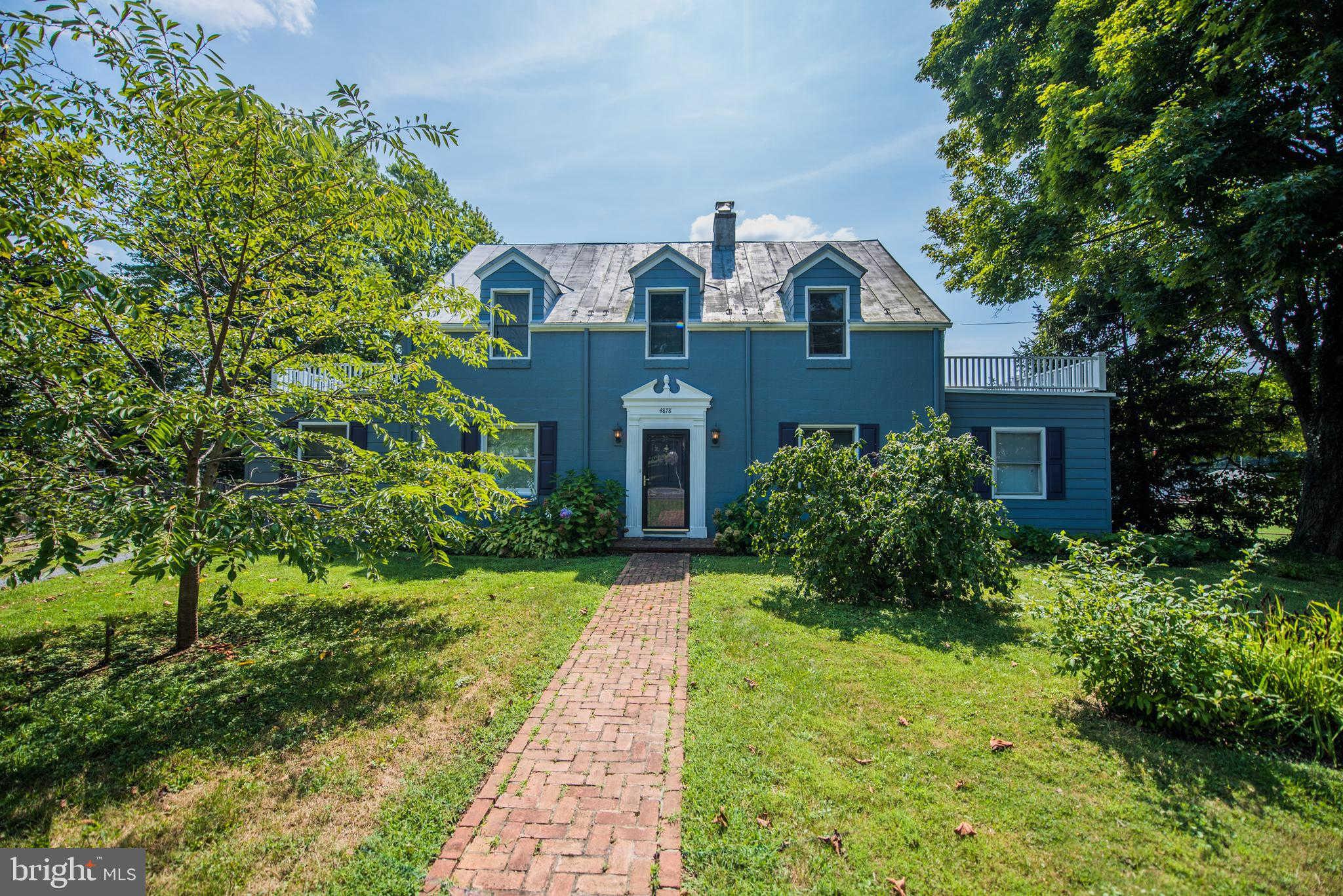 4878 Kearneysville Pike, Shepherdstown, WV 25443 now has a new price of $360,000!