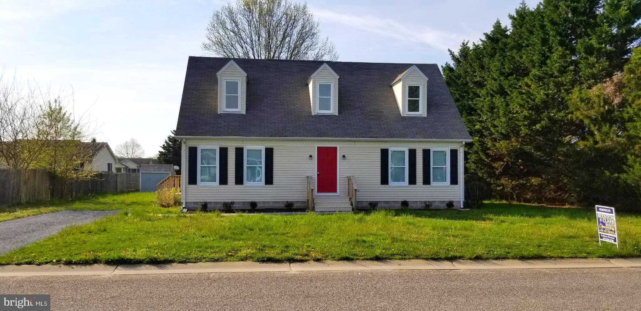 2 Greenridge Avenue, Ridgely, MD 21660 now has a new price of $209,000!