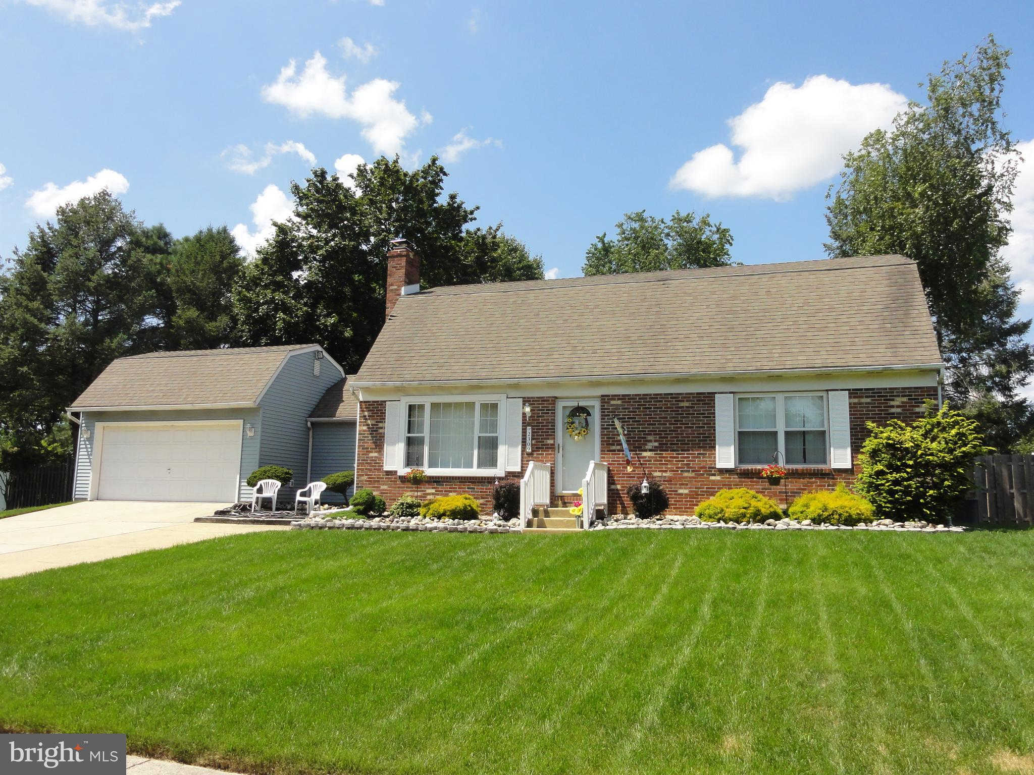 Another Property Sold - 2309 Murray Hill Drive, Atco, NJ 08004
