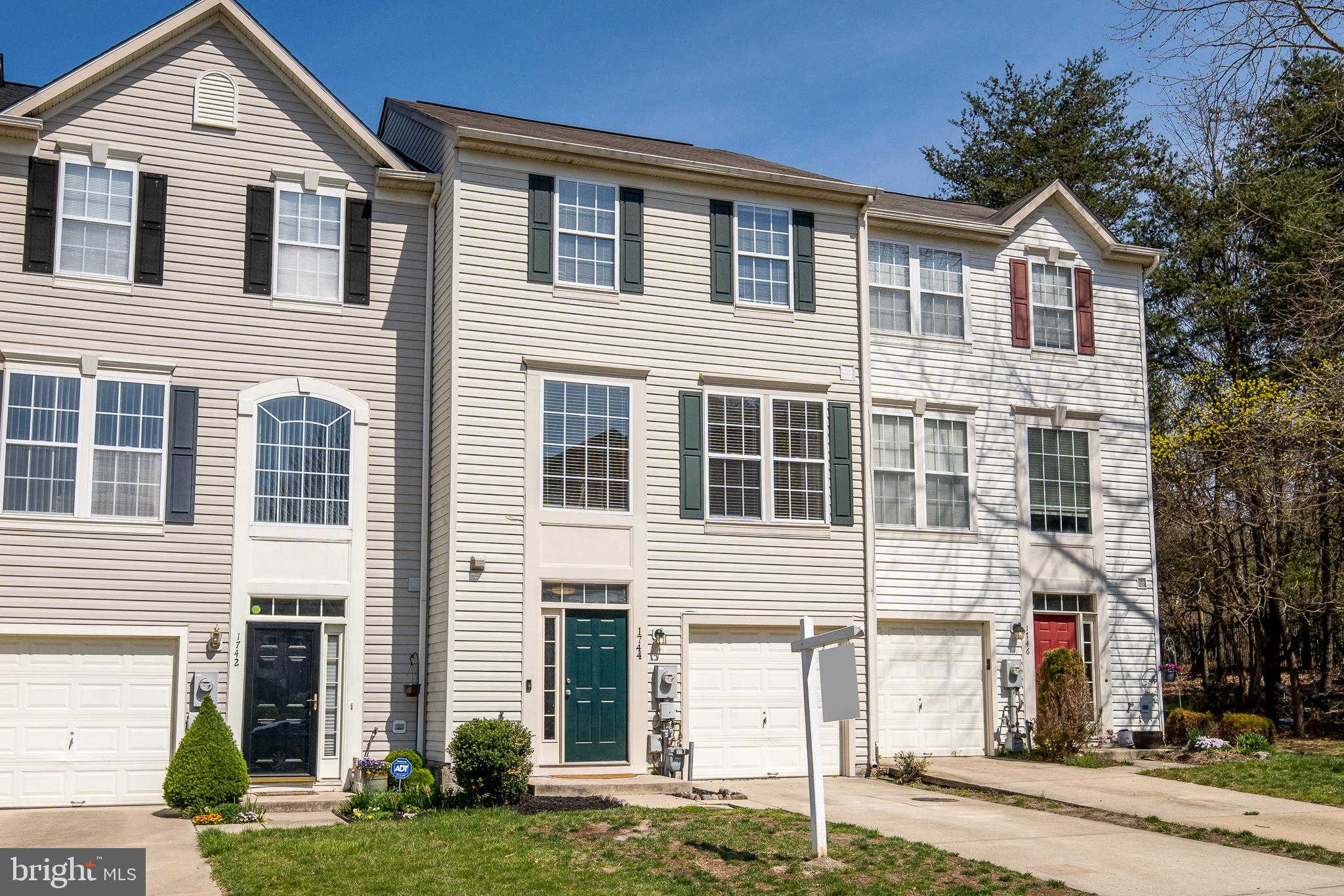 1744 Sea Pine Circle, Severn, MD 21144 is now new to the market!