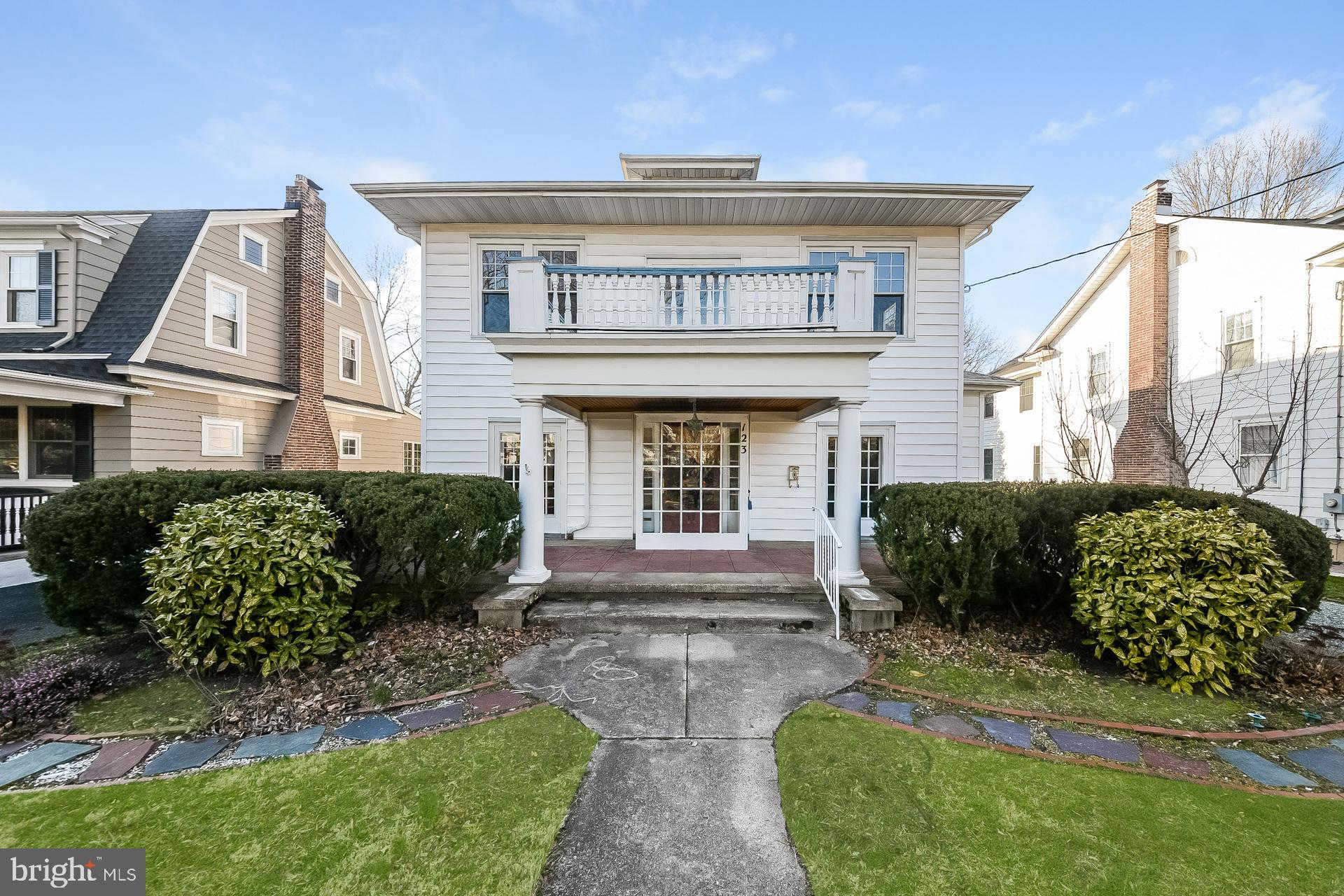 Another Property Sold - 123 Hawthorne, Haddonfield, NJ 08033