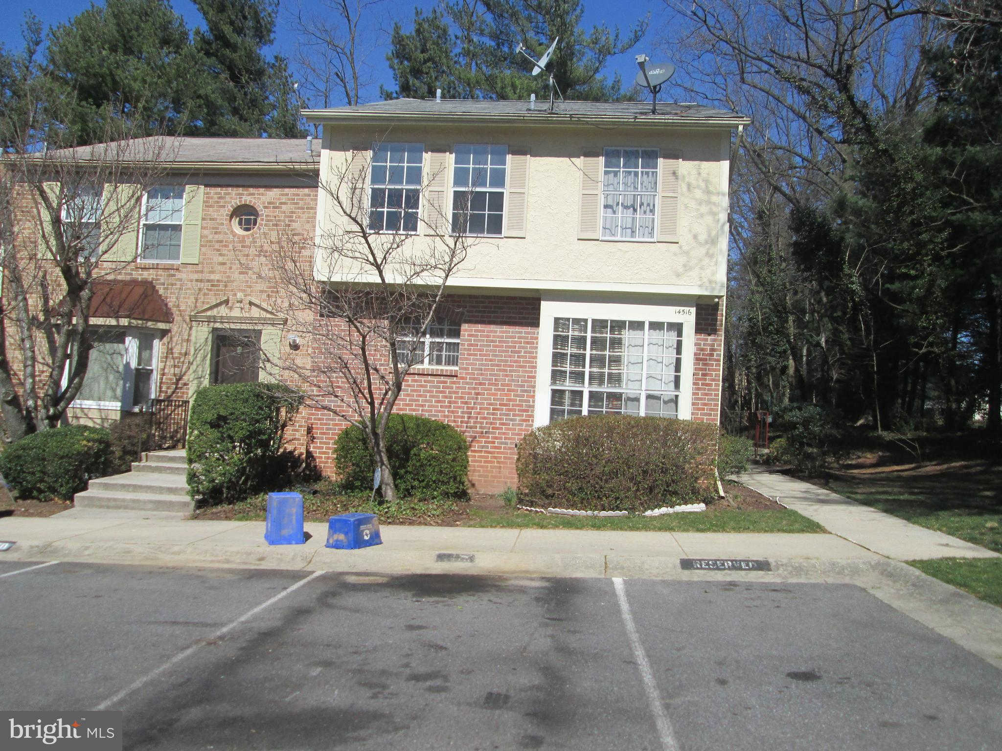 14516 Dunsinane Terrace #51, Silver Spring, MD 20906 is now new to the market!