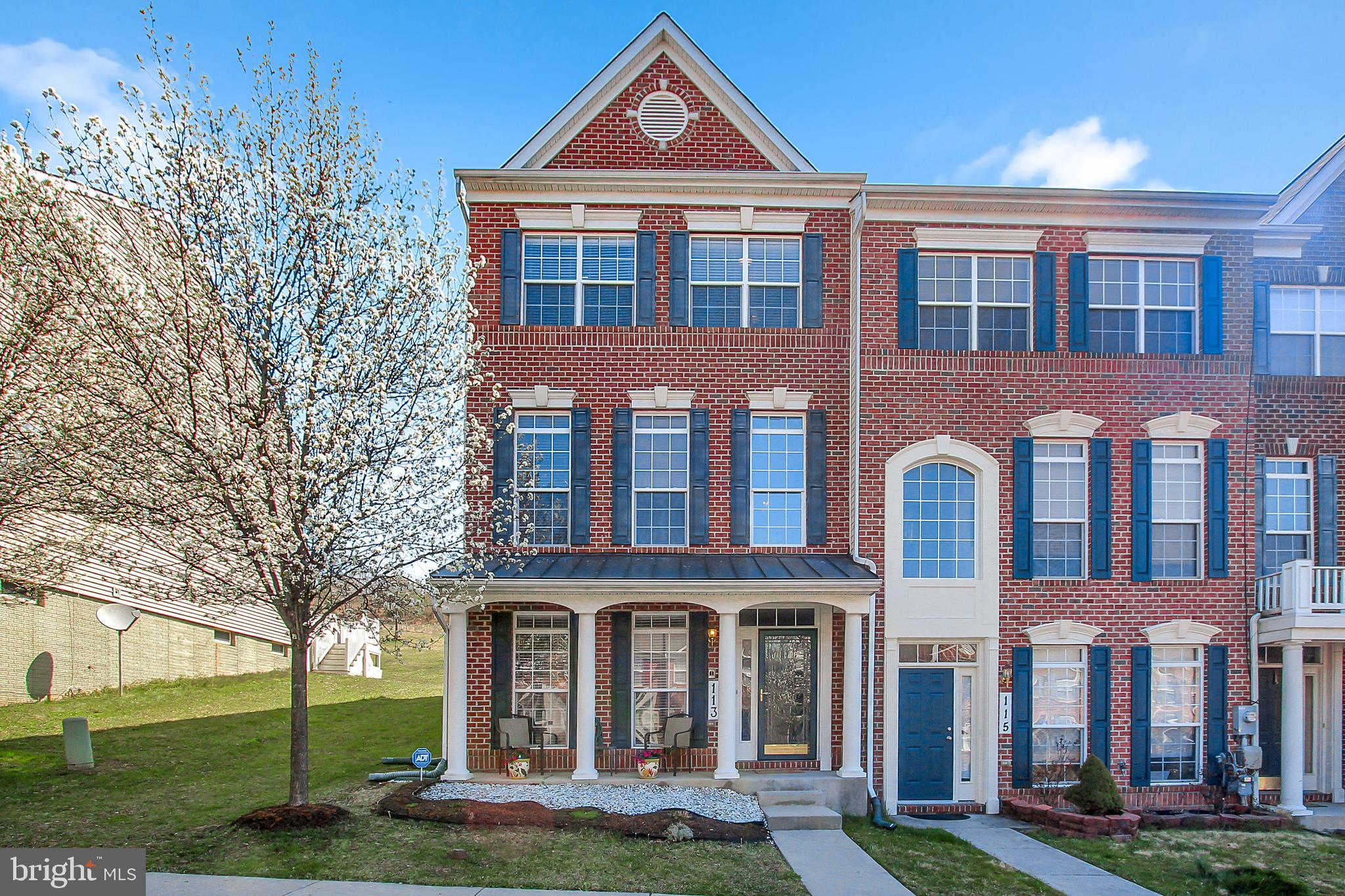 113 Buttonwood Court, Baltimore, MD 21237 is now new to the market!
