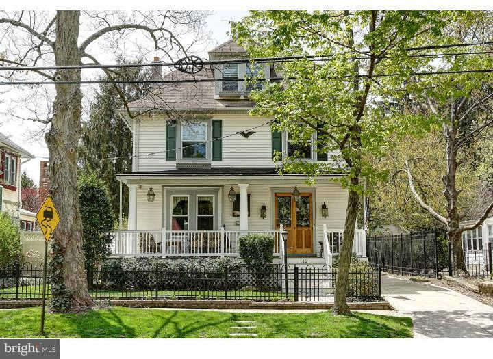 112 West End Avenue, Haddonfield, NJ 08033 now has a new price of $535,000!