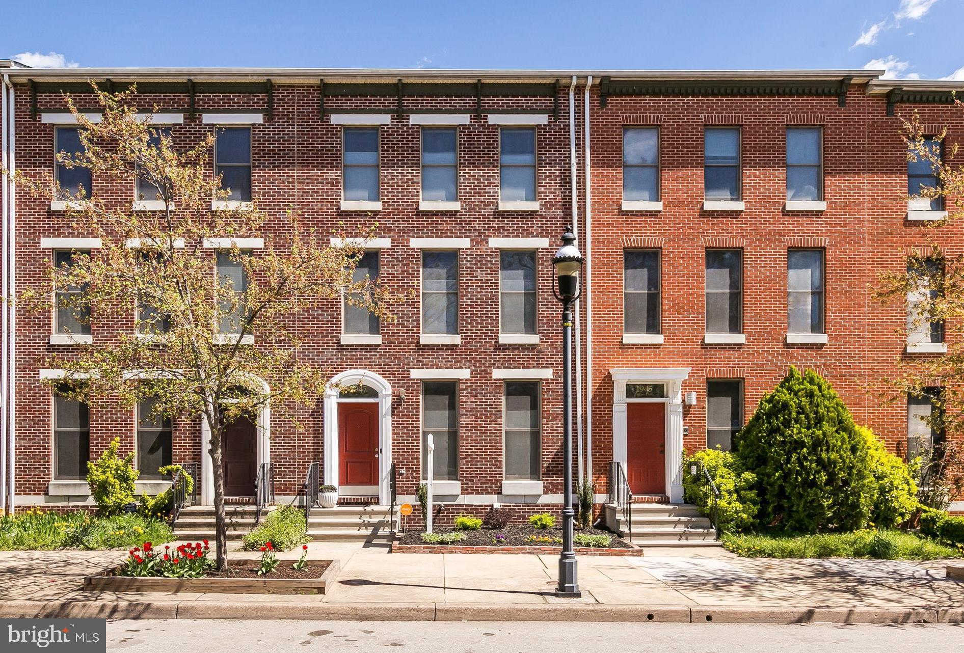 Another Property Sold - 1947 Eutaw Place, Baltimore, MD 21217