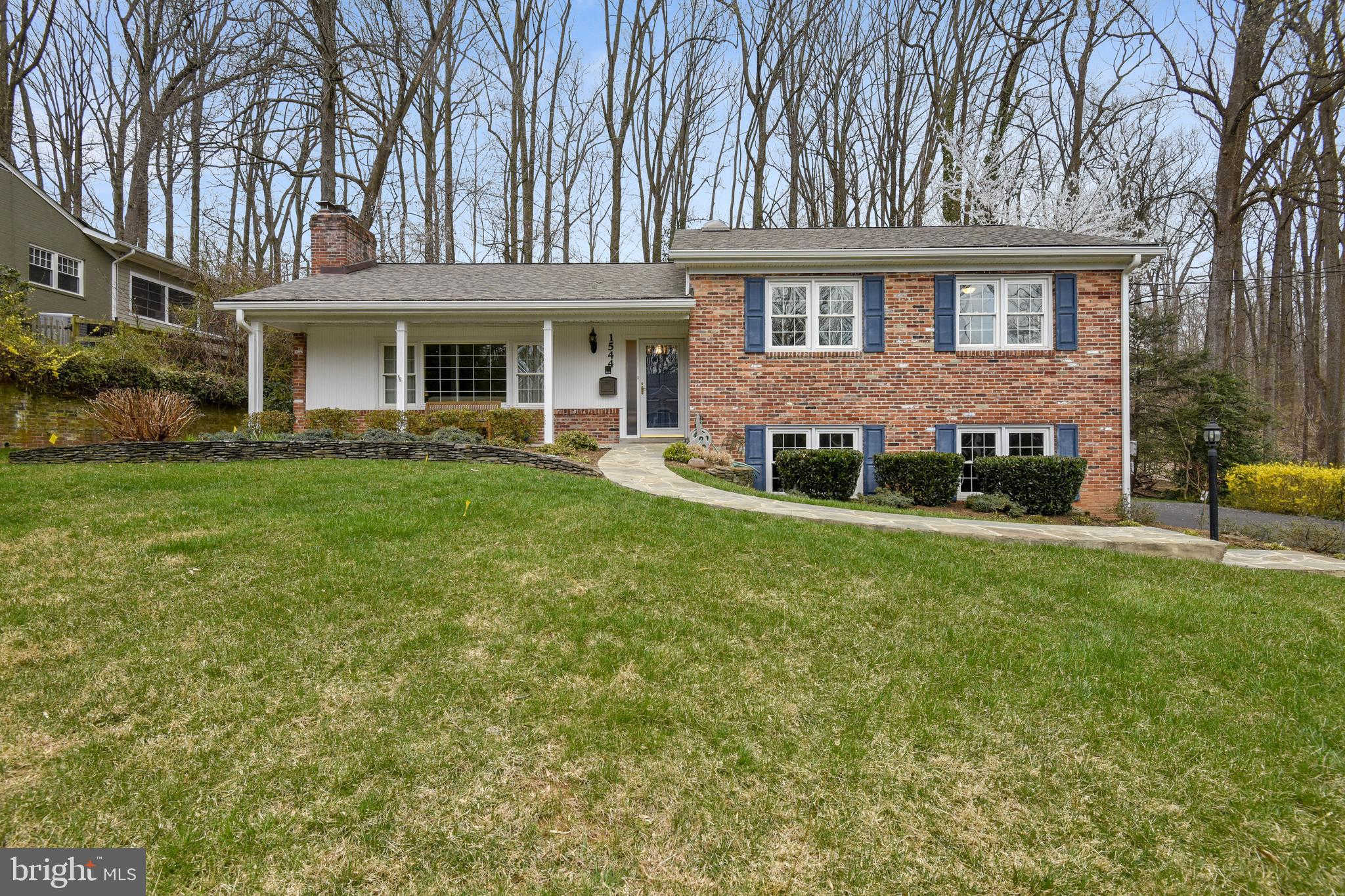1544 Forest Villa Lane, Mclean, VA 22101 is now new to the market!