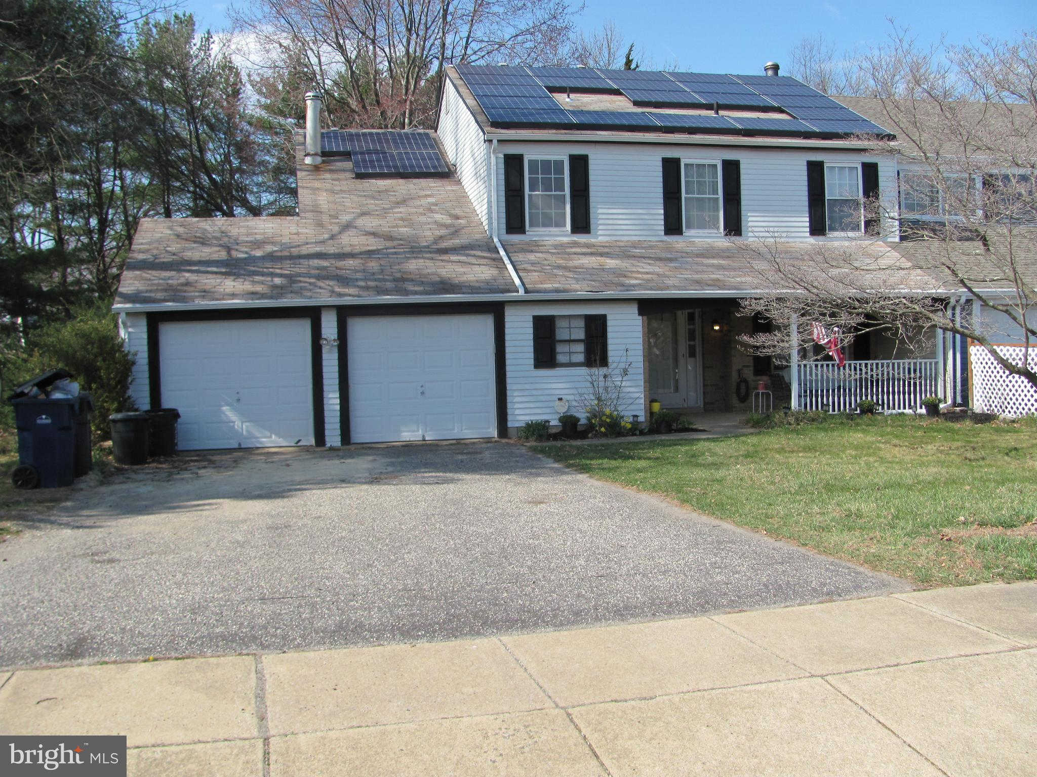 2 Barbet Drive, Voorhees, NJ 08043 is now new to the market!