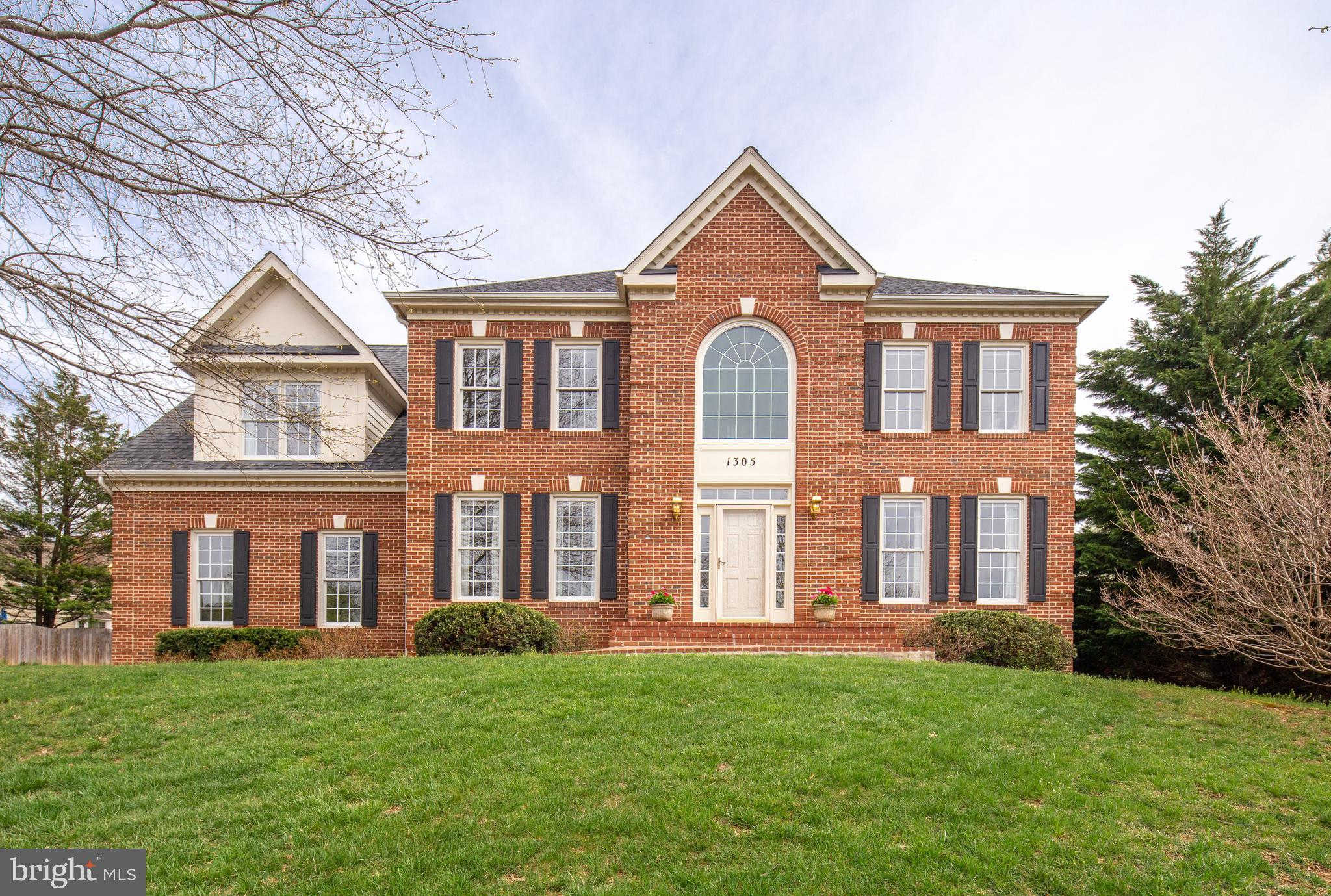 Another Property Sold - 1305 Chamberlain Woods Way, Vienna, VA 22182