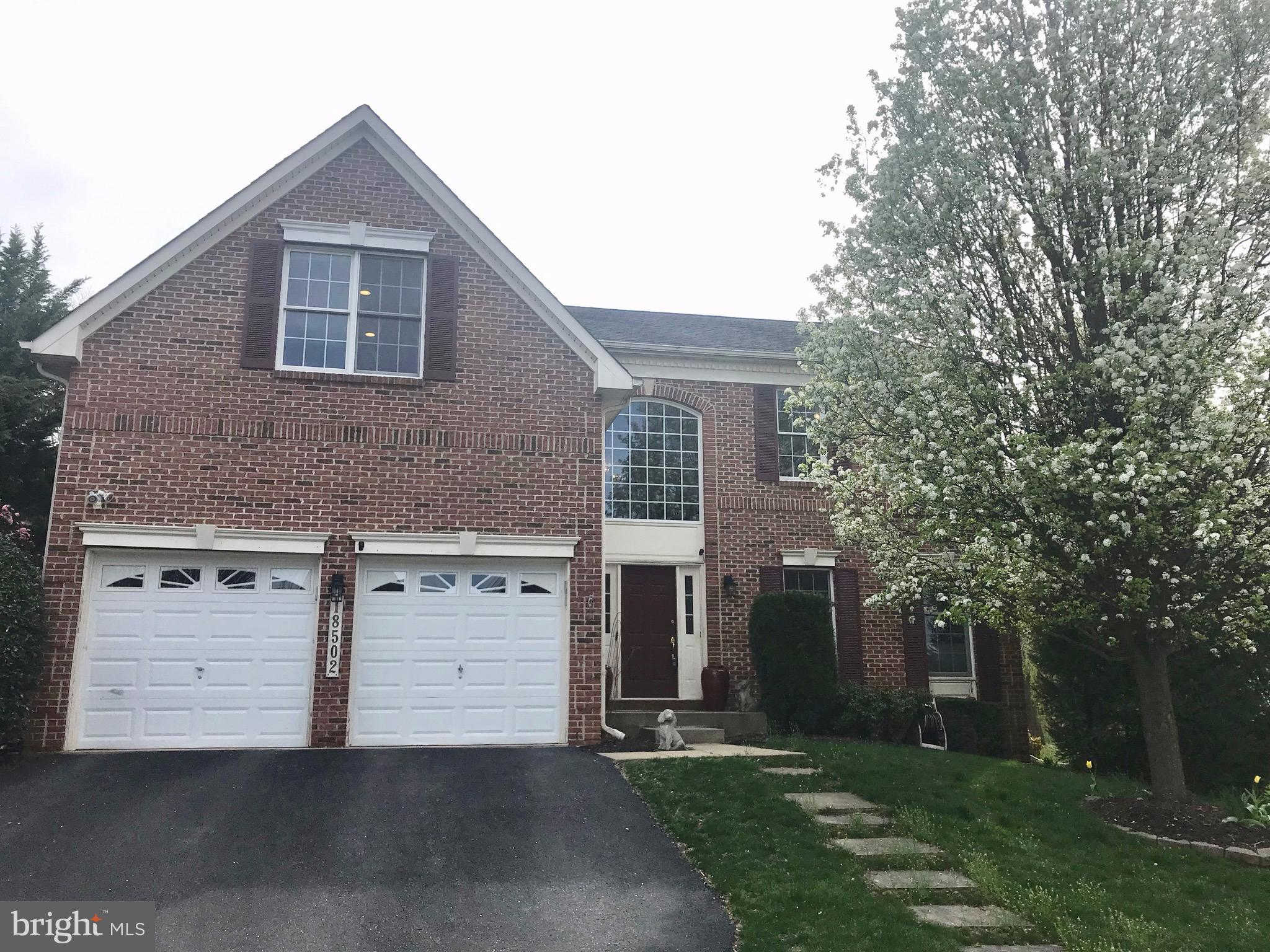 18502 Black Kettle Drive, Boyds, MD 20841 is now new to the market!