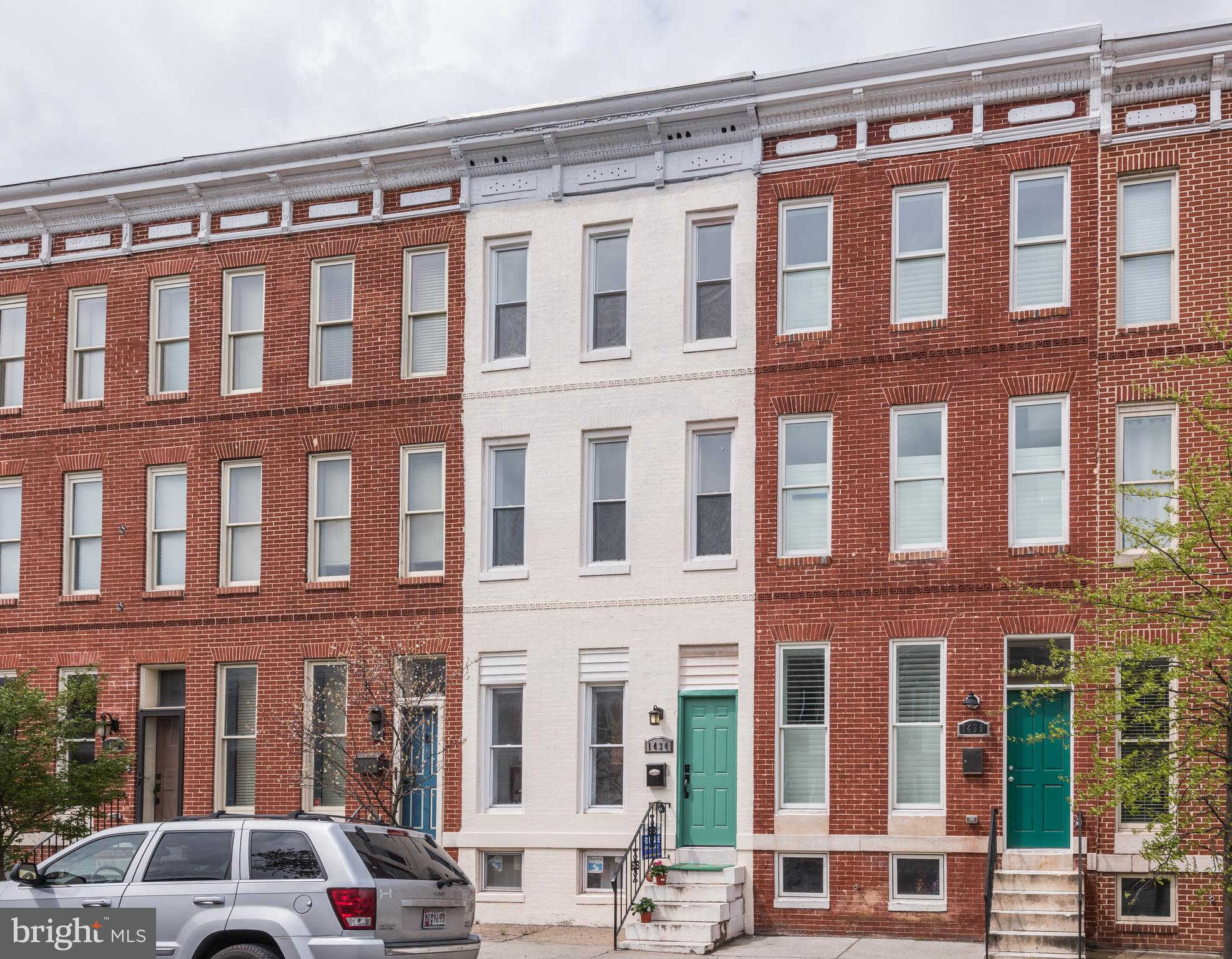 1434 N Bond Street, Baltimore, MD 21213 is now new to the market!