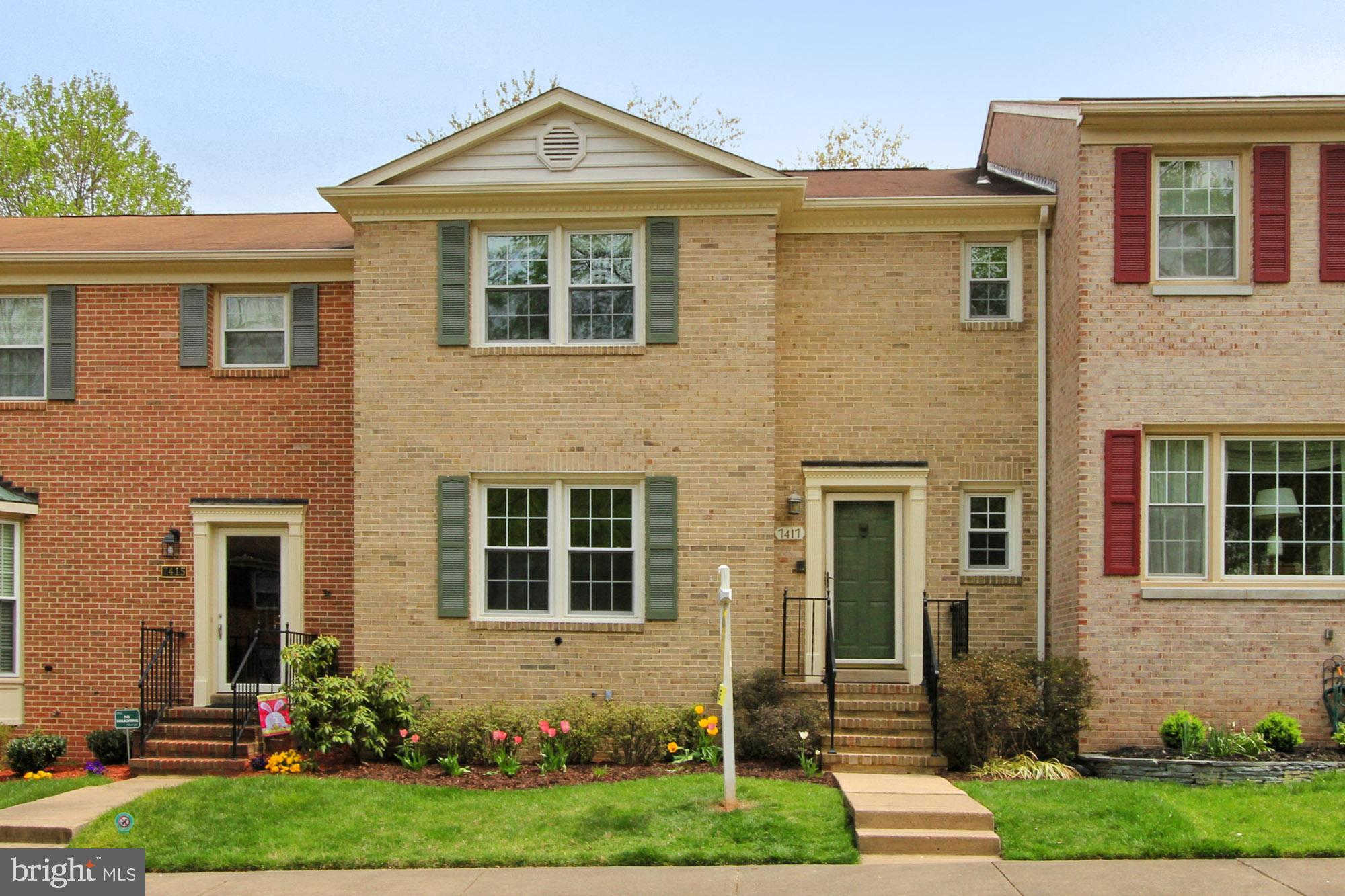 Another Property Sold - 7417 Willshire Hunt Court, Springfield, VA 22153