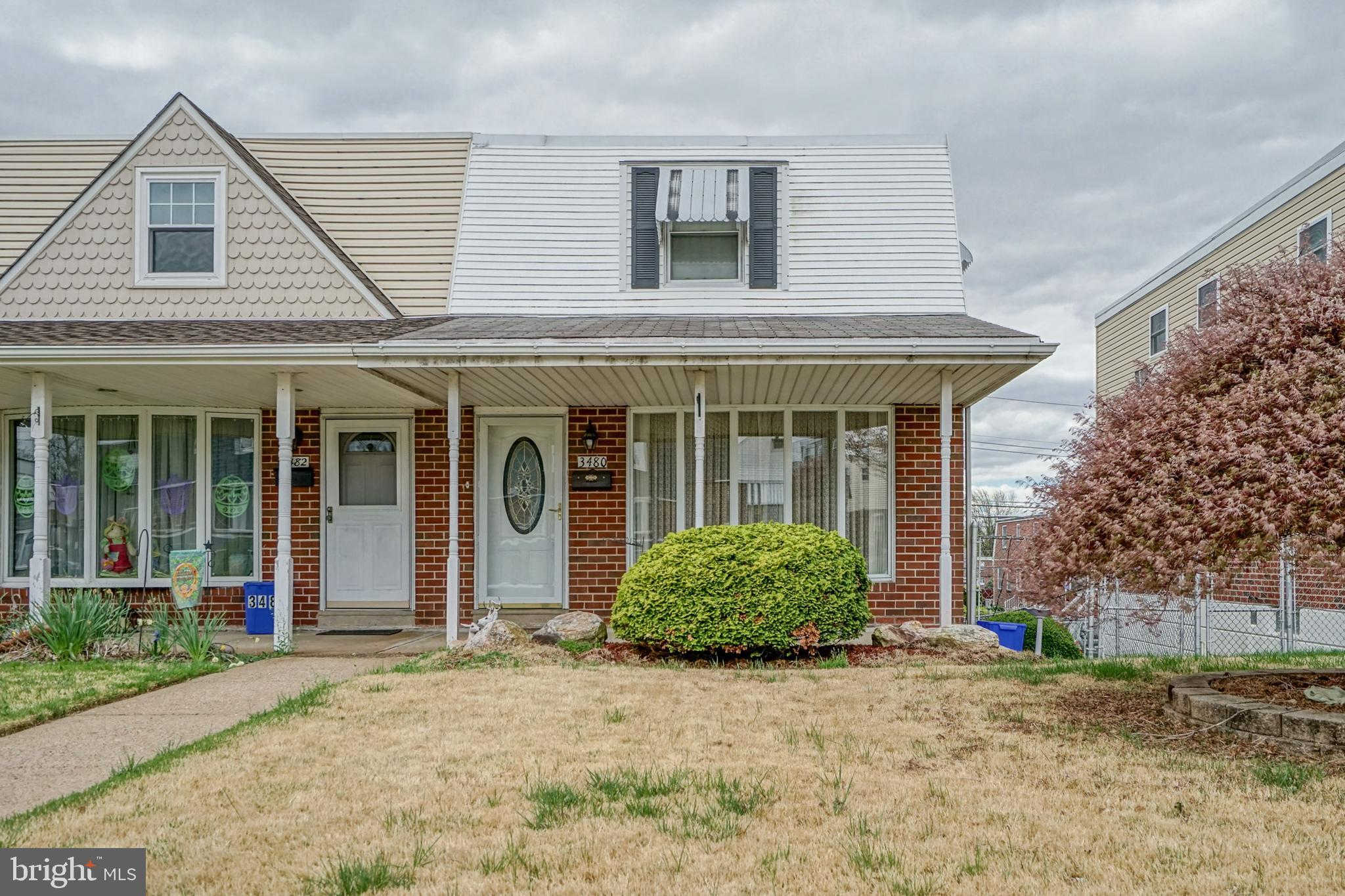 3480 Kirkwood Road, Philadelphia, PA 19114 now has a new price of $237,500!
