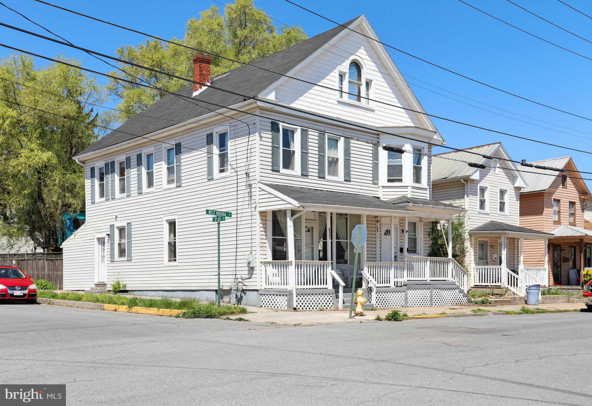 Another Property Sold - 637 West Virginia Ave, Martinsburg, WV 25401